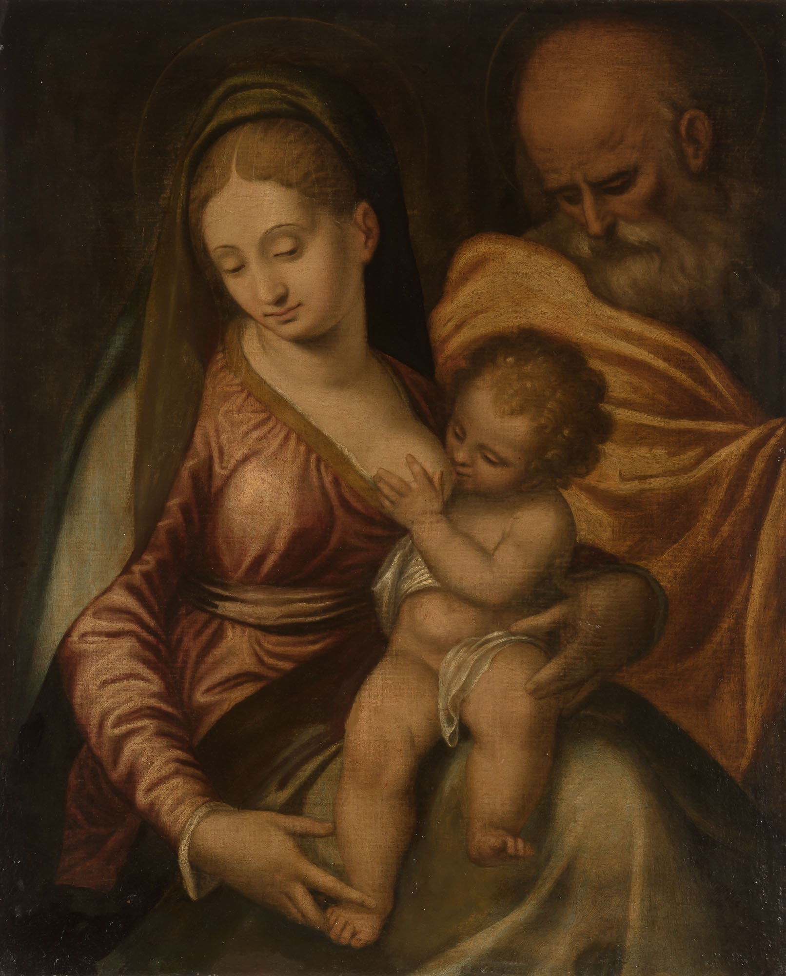 Lot image - Follower of Paolo Veronese