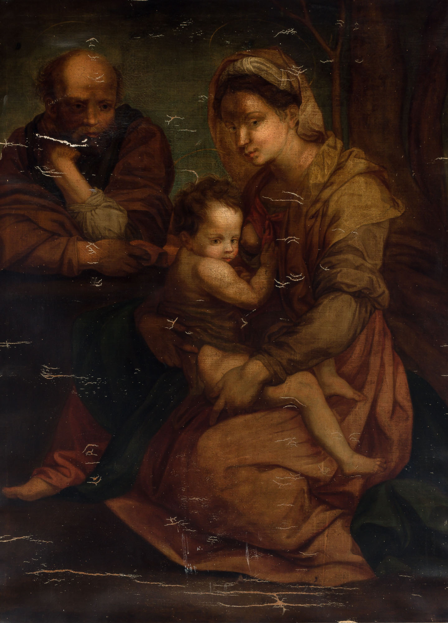 Lot image - Follower of Andrea del Sarto