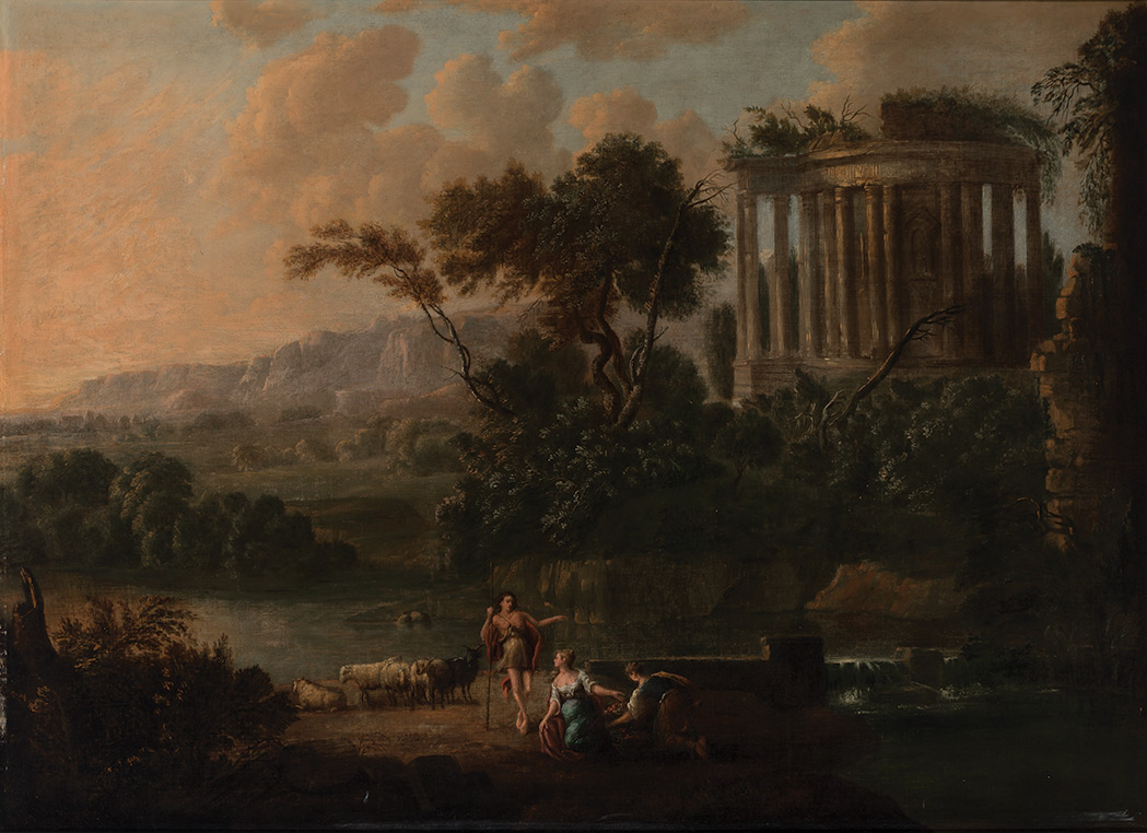 Lot image - Manner of Nicolas Poussin
