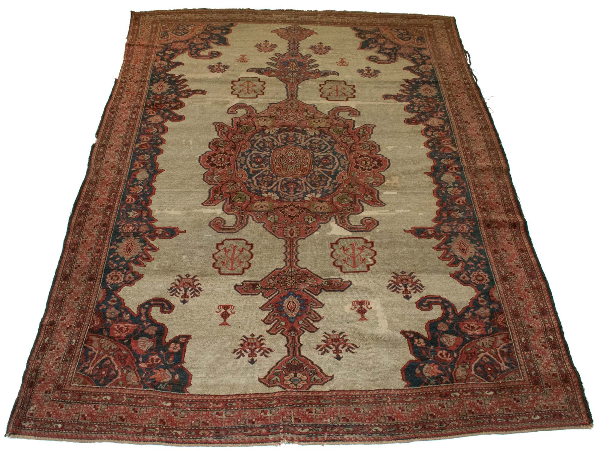 Lot image - Malayer Rug