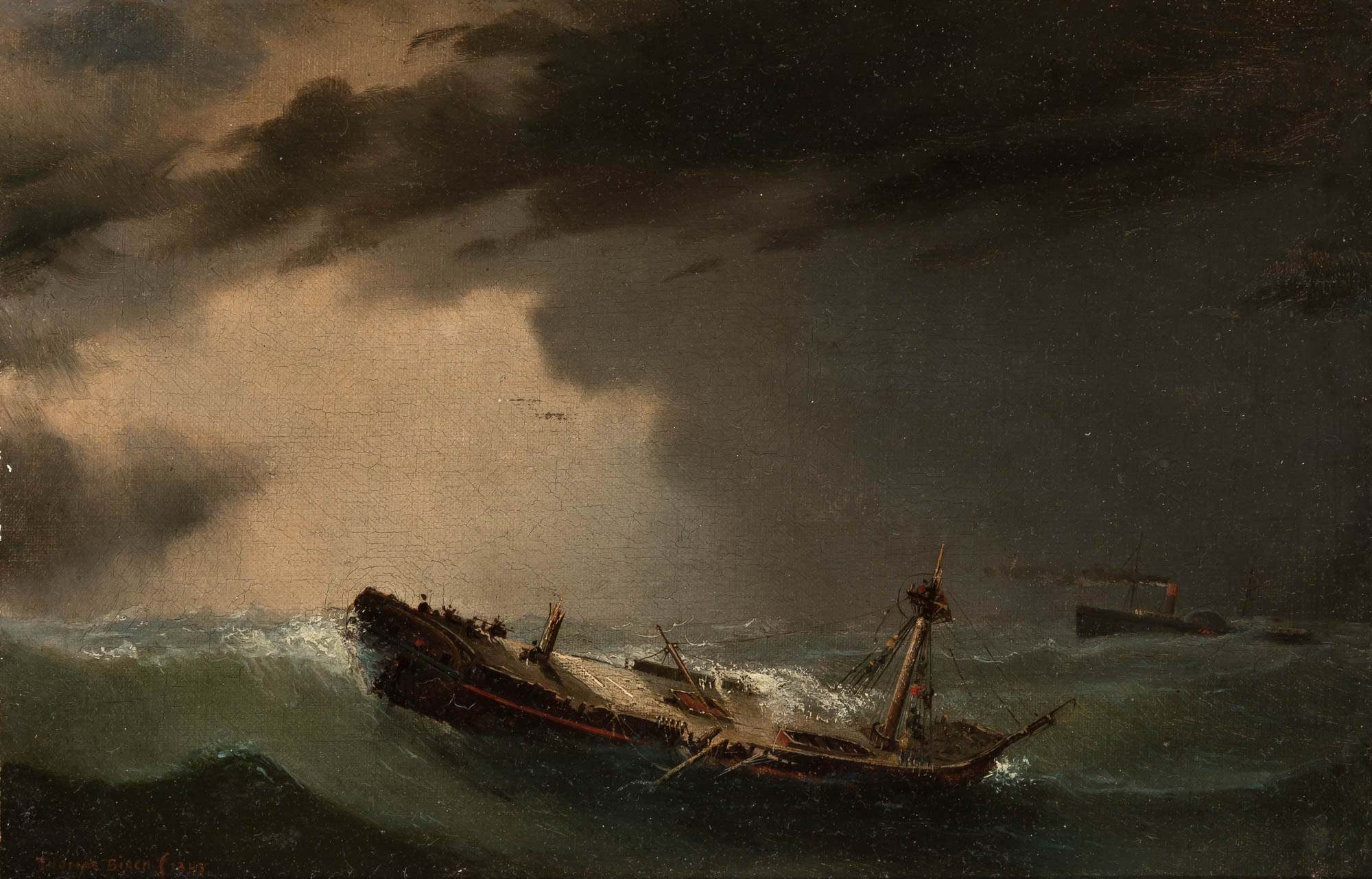 Lot image - Thomas Birch
