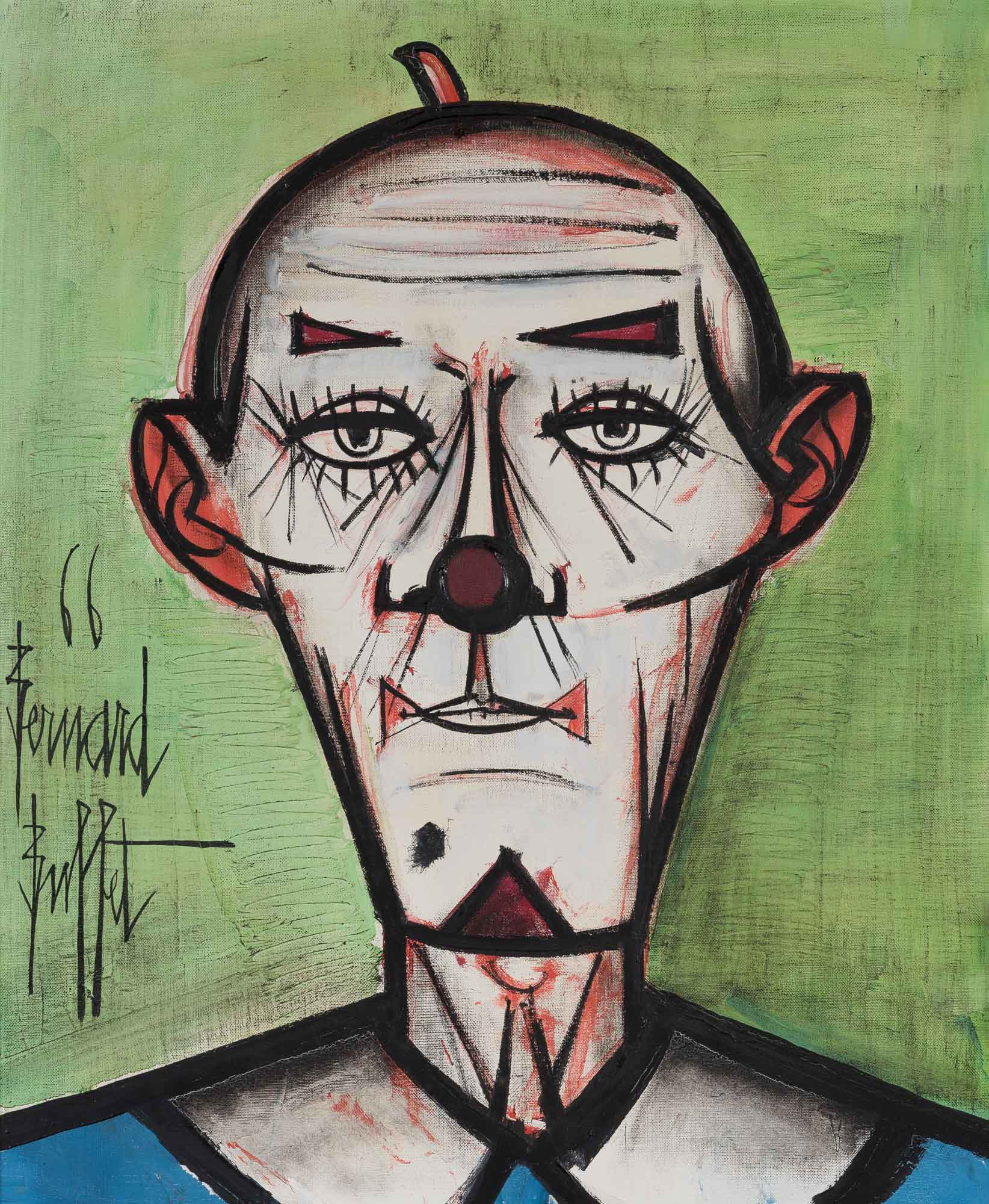 Lot image - Bernard Buffet