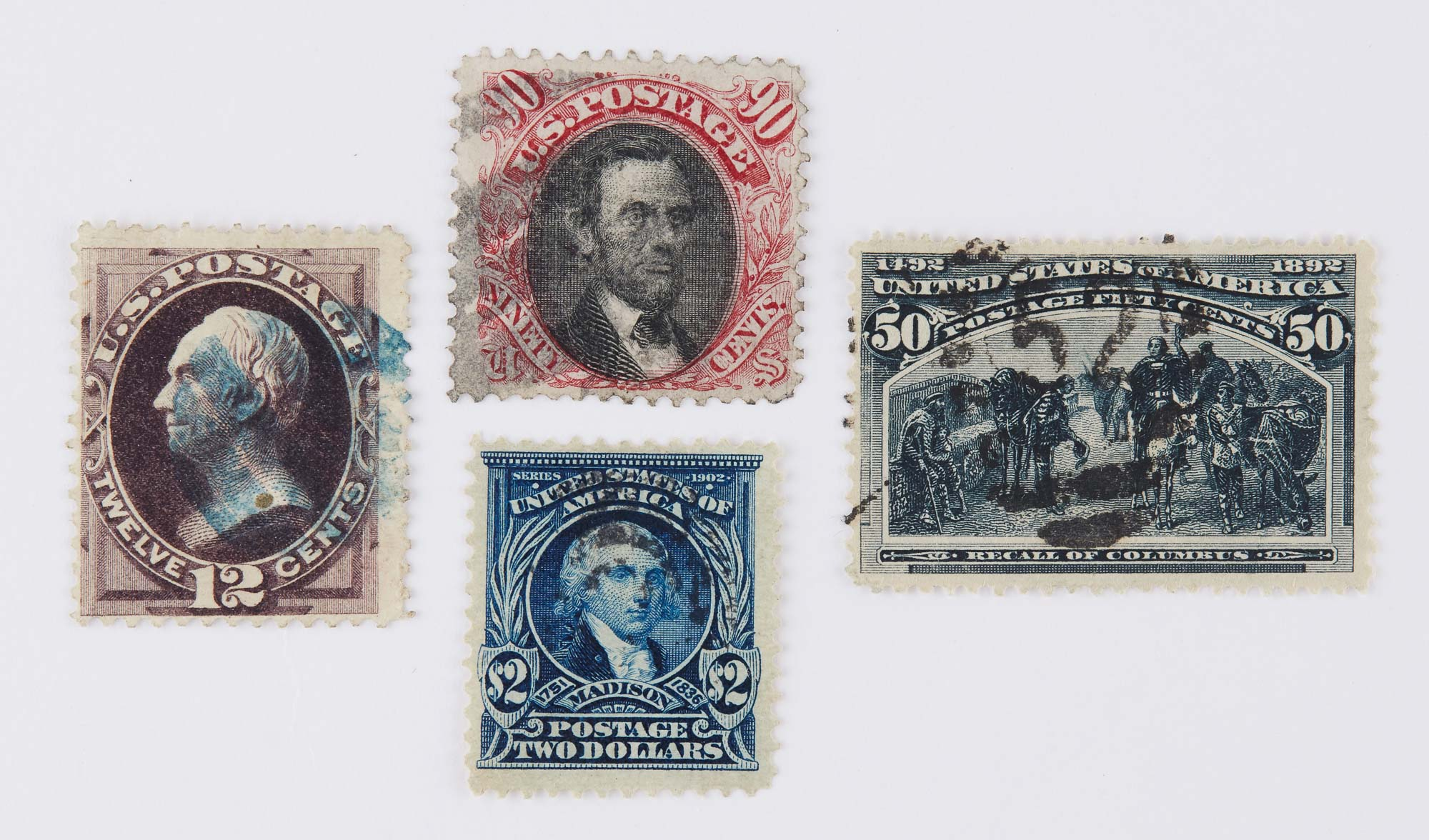 Lot image - United States Stamp Accumulation