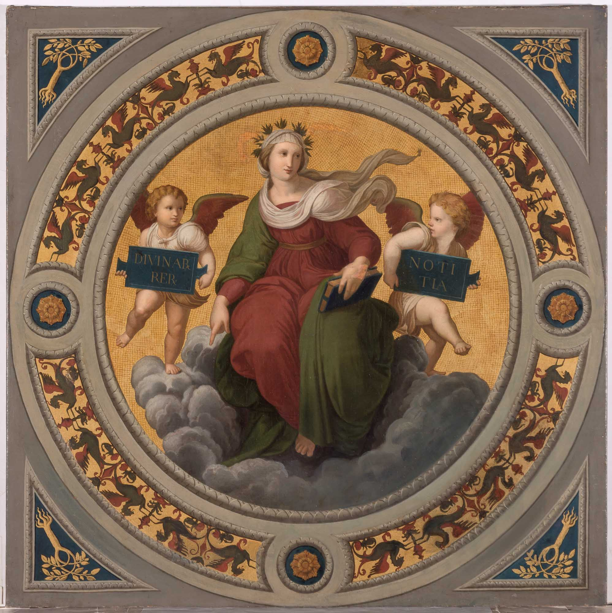 Lot image - After Raffaello Sanzio, called Raphael