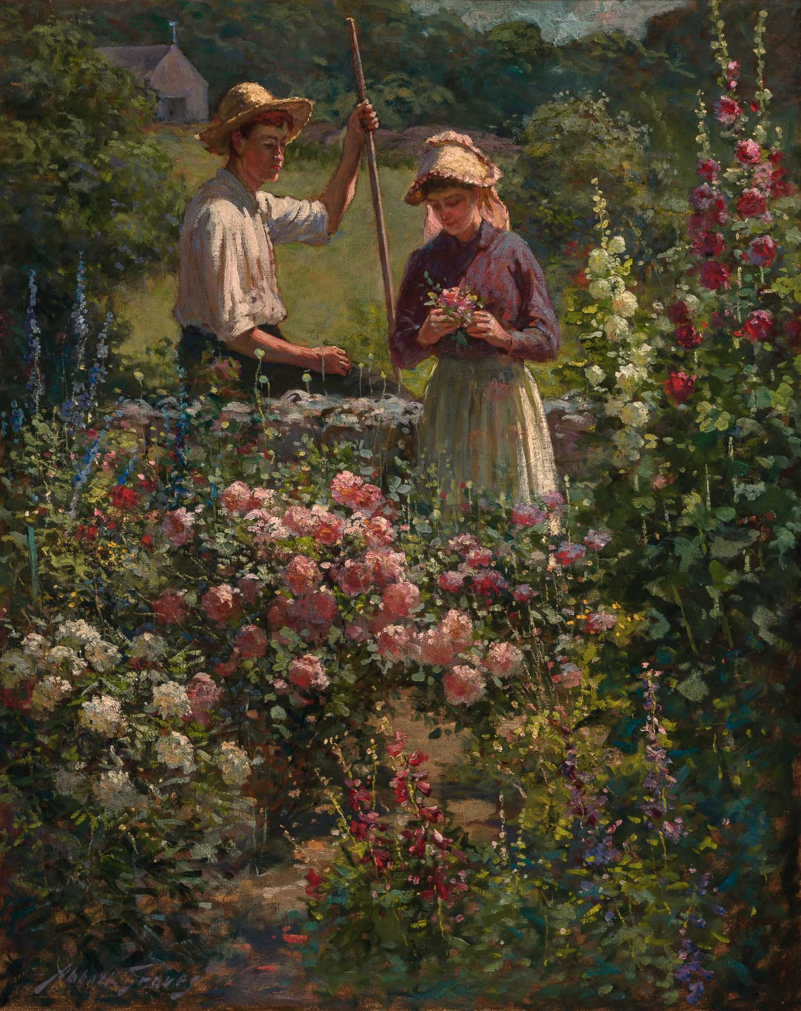 Lot image - Abbott Fuller Graves