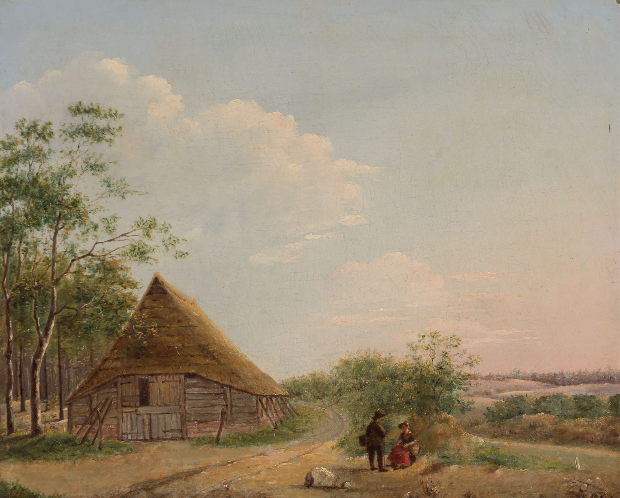 Lot image - Willem Troost