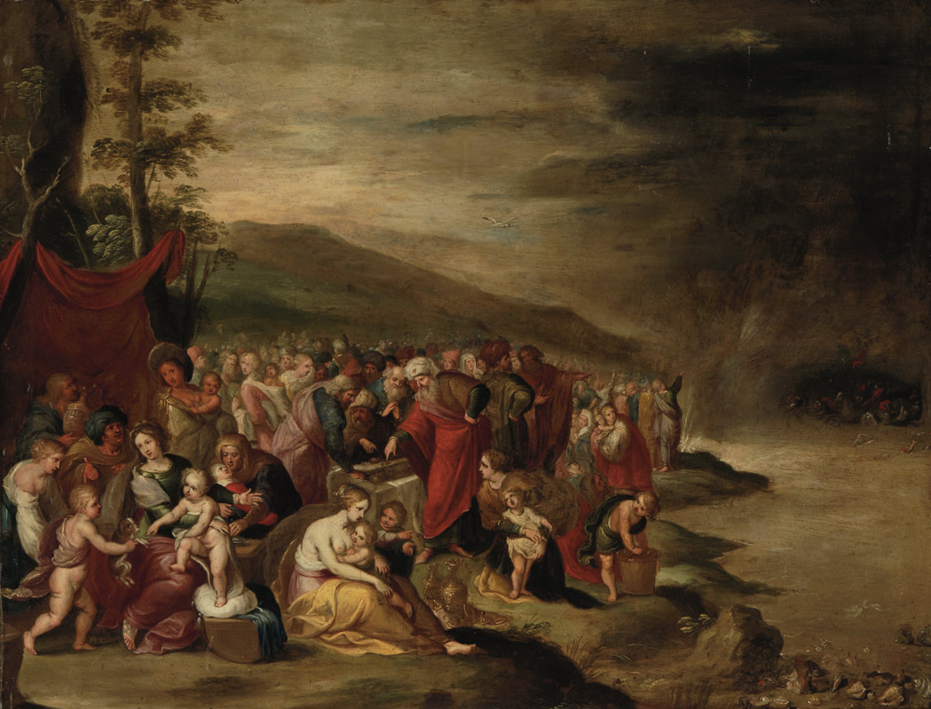 Lot image - School of Frans Francken II