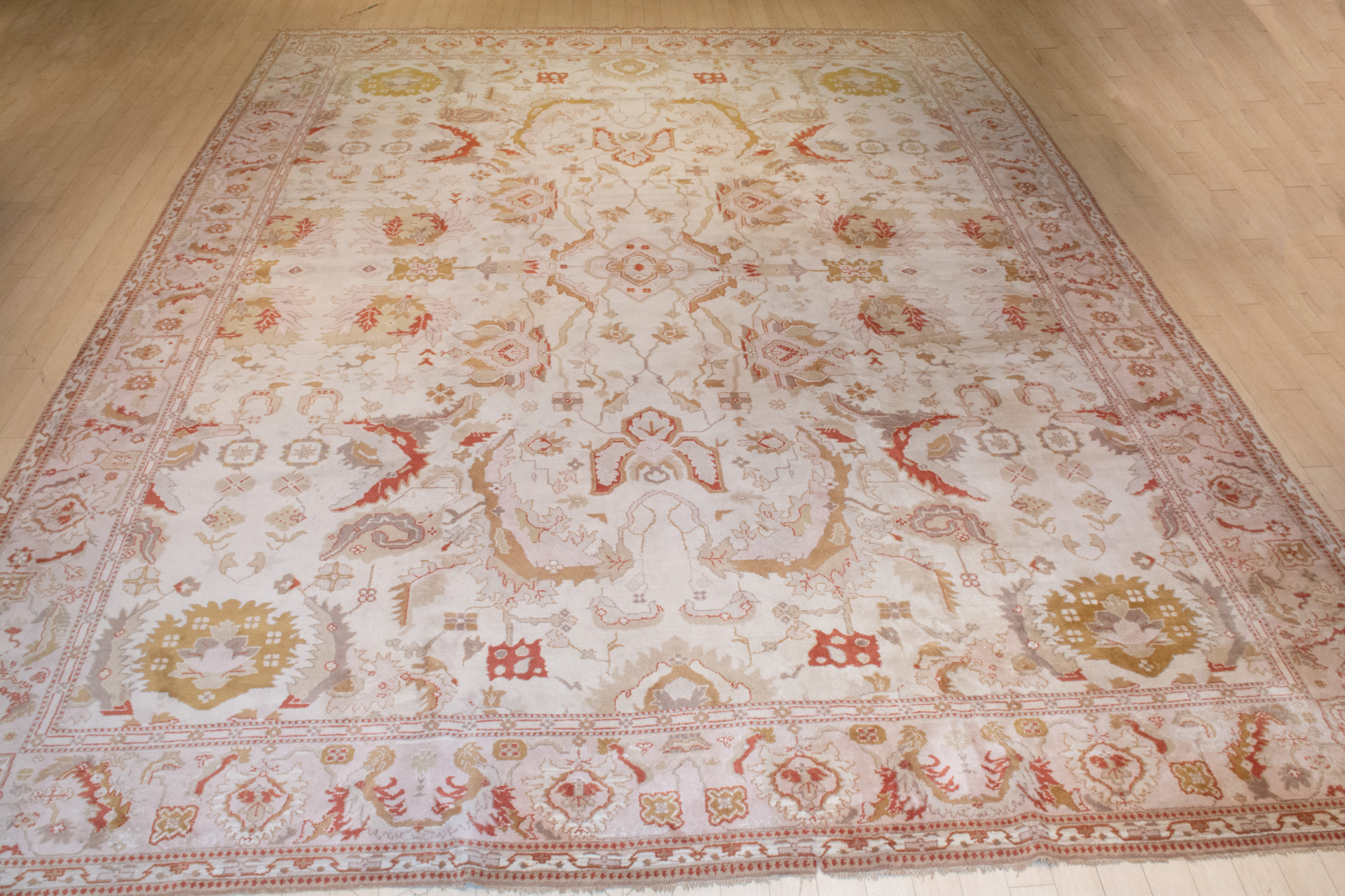 Lot image - Spanish Carpet
