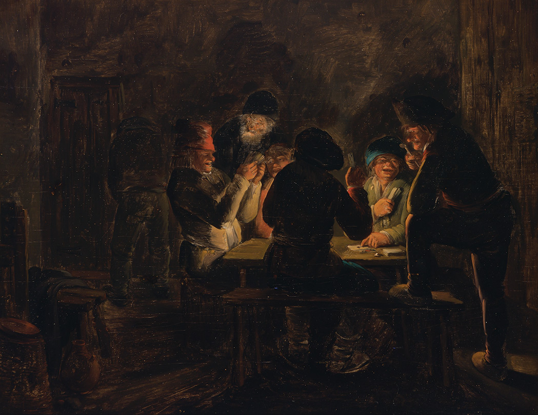 Attributed To Adriaen Brouwer Doyle Auction House