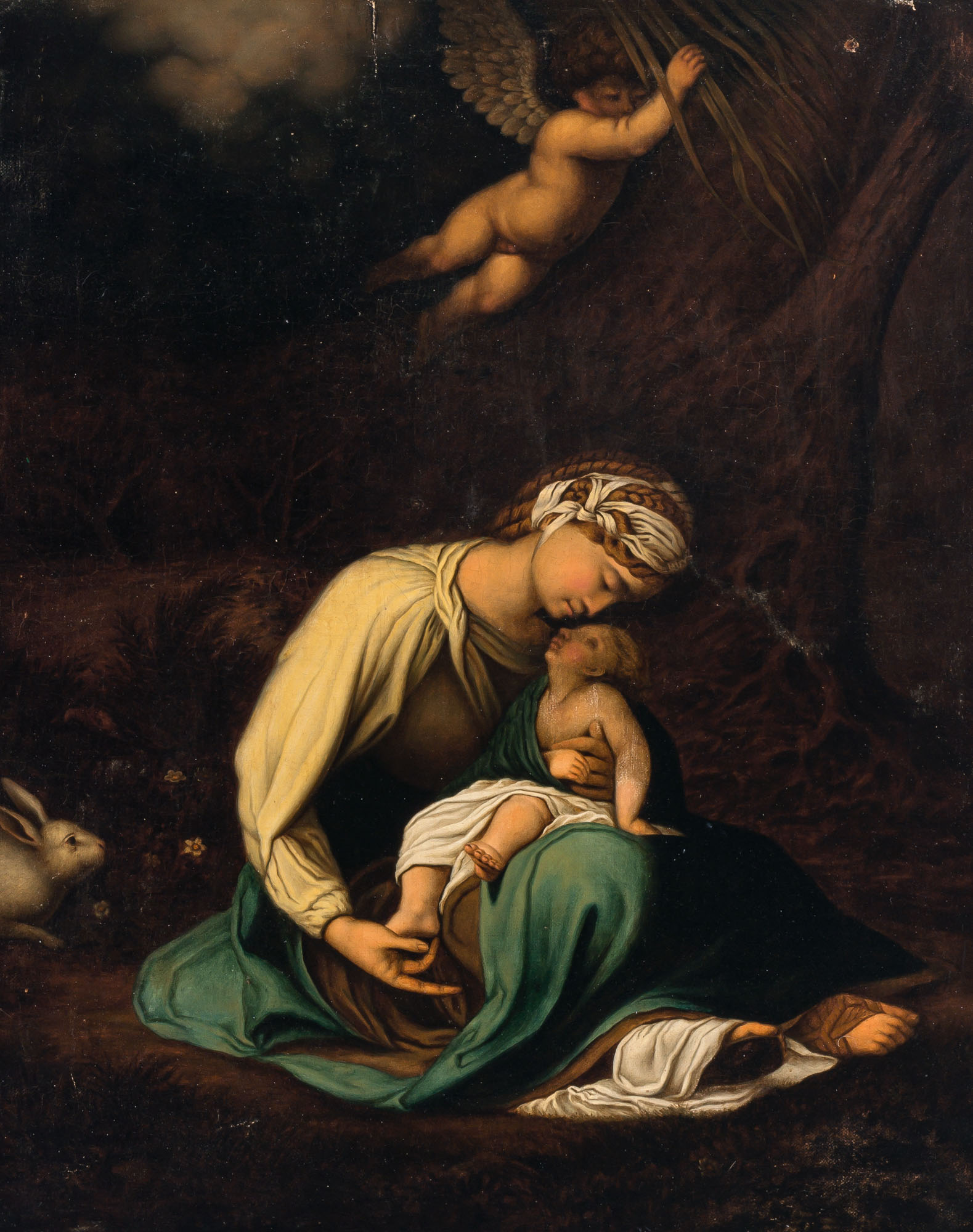Lot image - After Antonio Allegri da Correggio