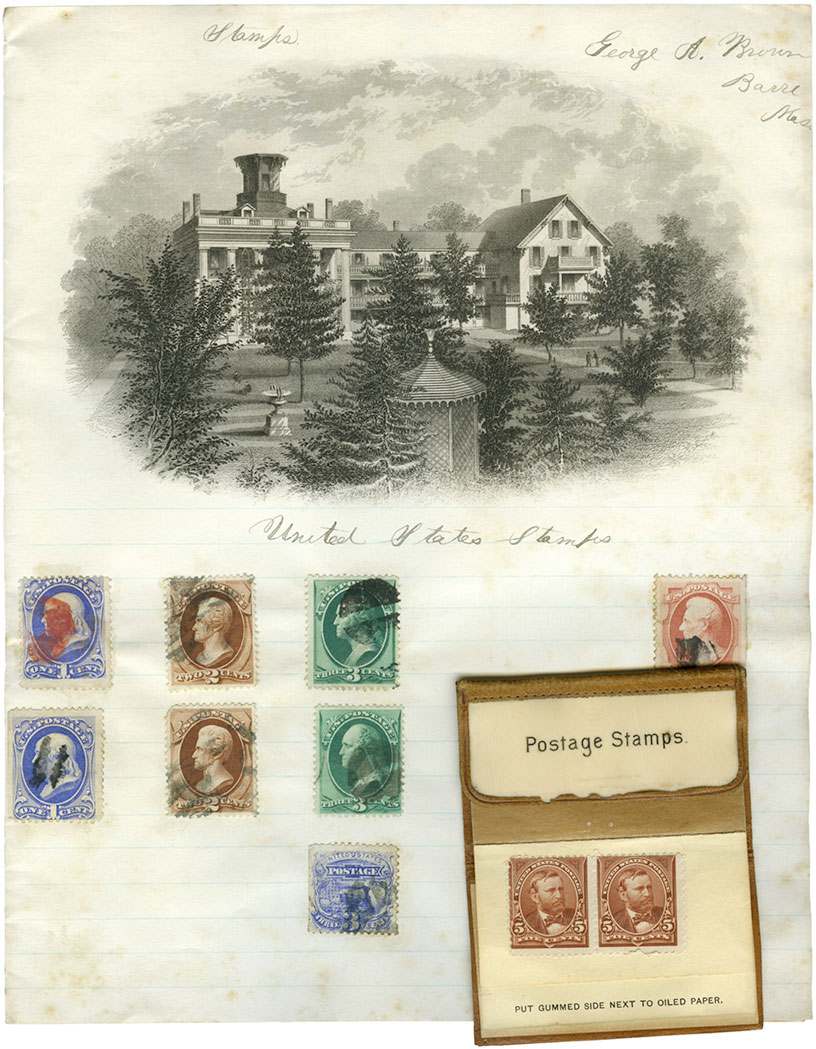 Lot image - United States and World Wide Stamps Accumulation