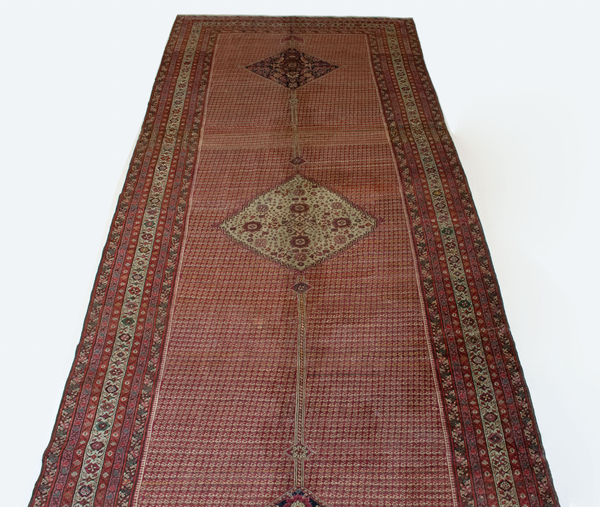 Lot image - Fereghan Gallery Carpet