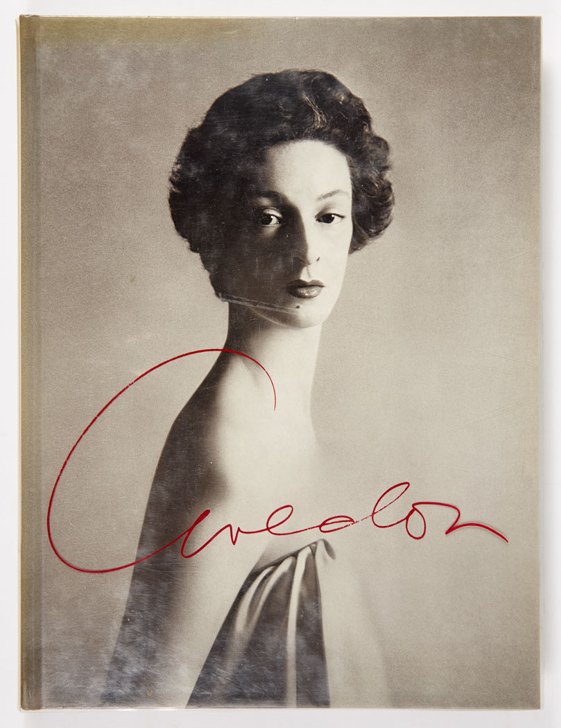 Lot image - AVEDON, RICHARD  Photographs 1947-1977.