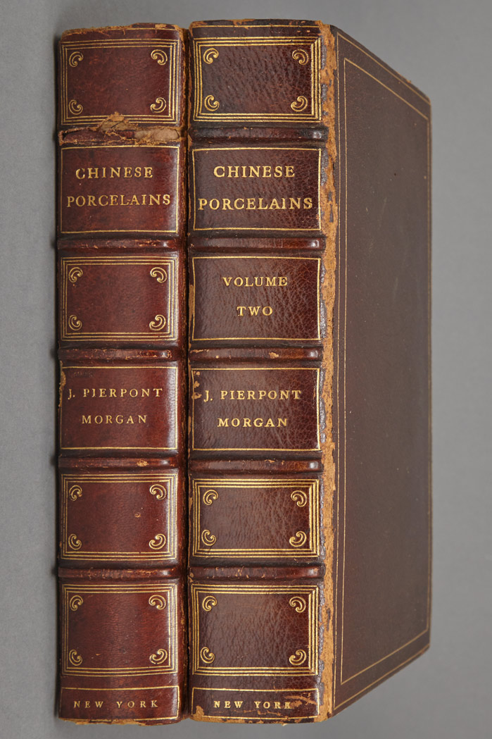 Lot image - Catalogue of the Morgan Collection of Chinese Porcelains