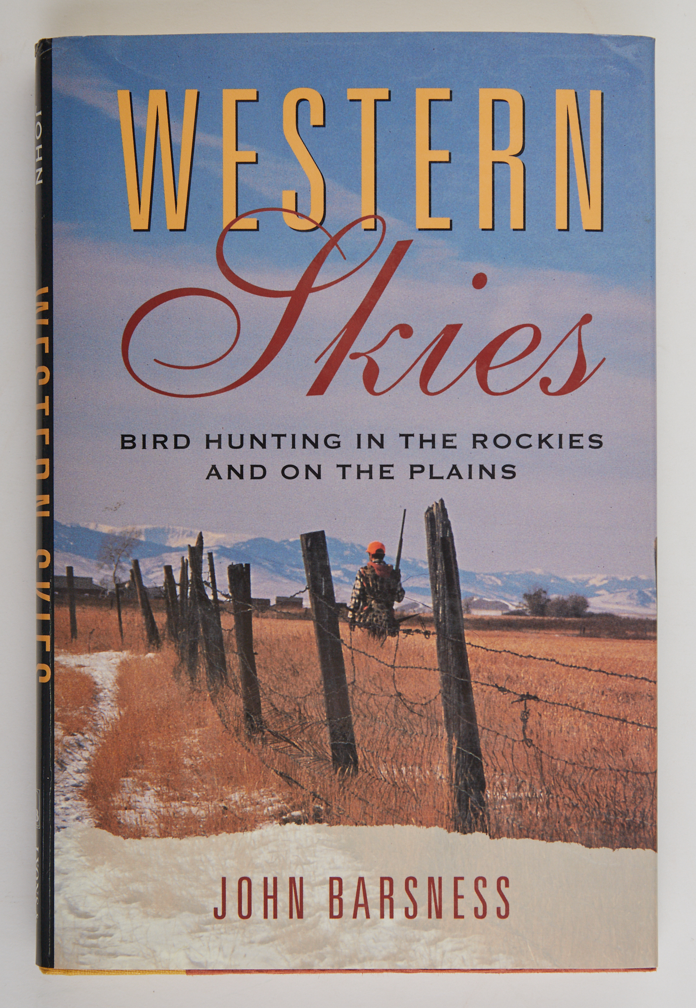 Lot image - BARSNESS, JOHN  Western Skies. Bird Hunting in the Rockies and on the Plains.