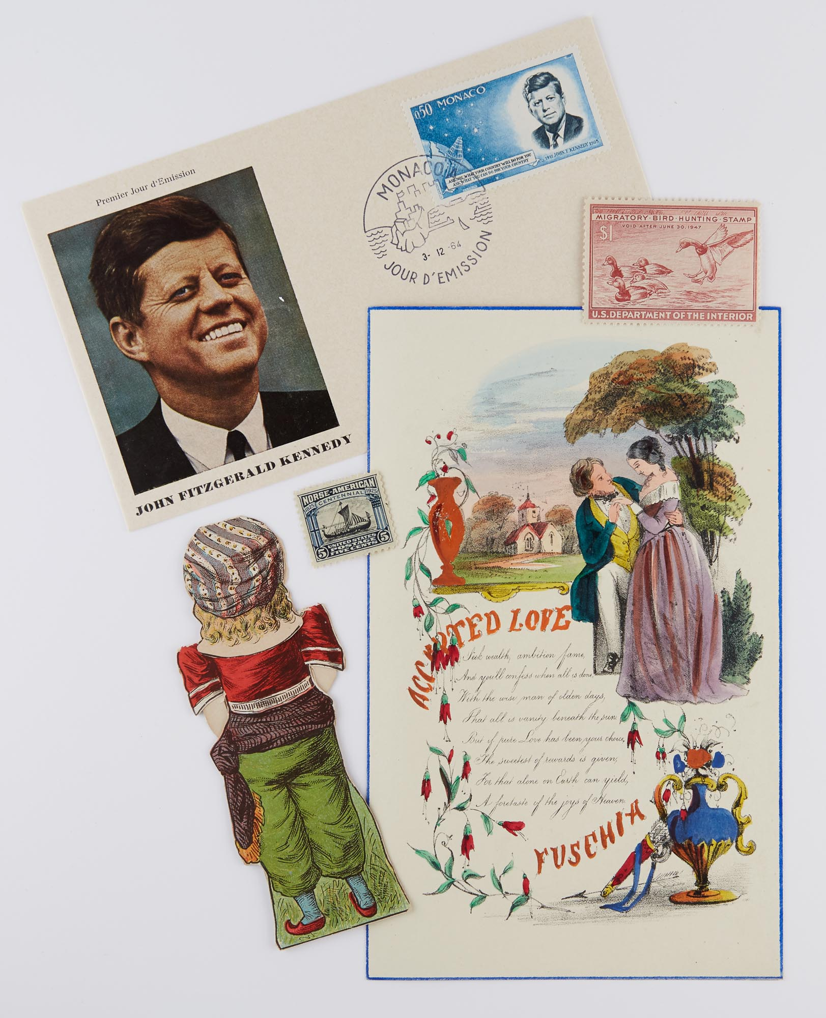 Lot image - United States and World Stamp Group