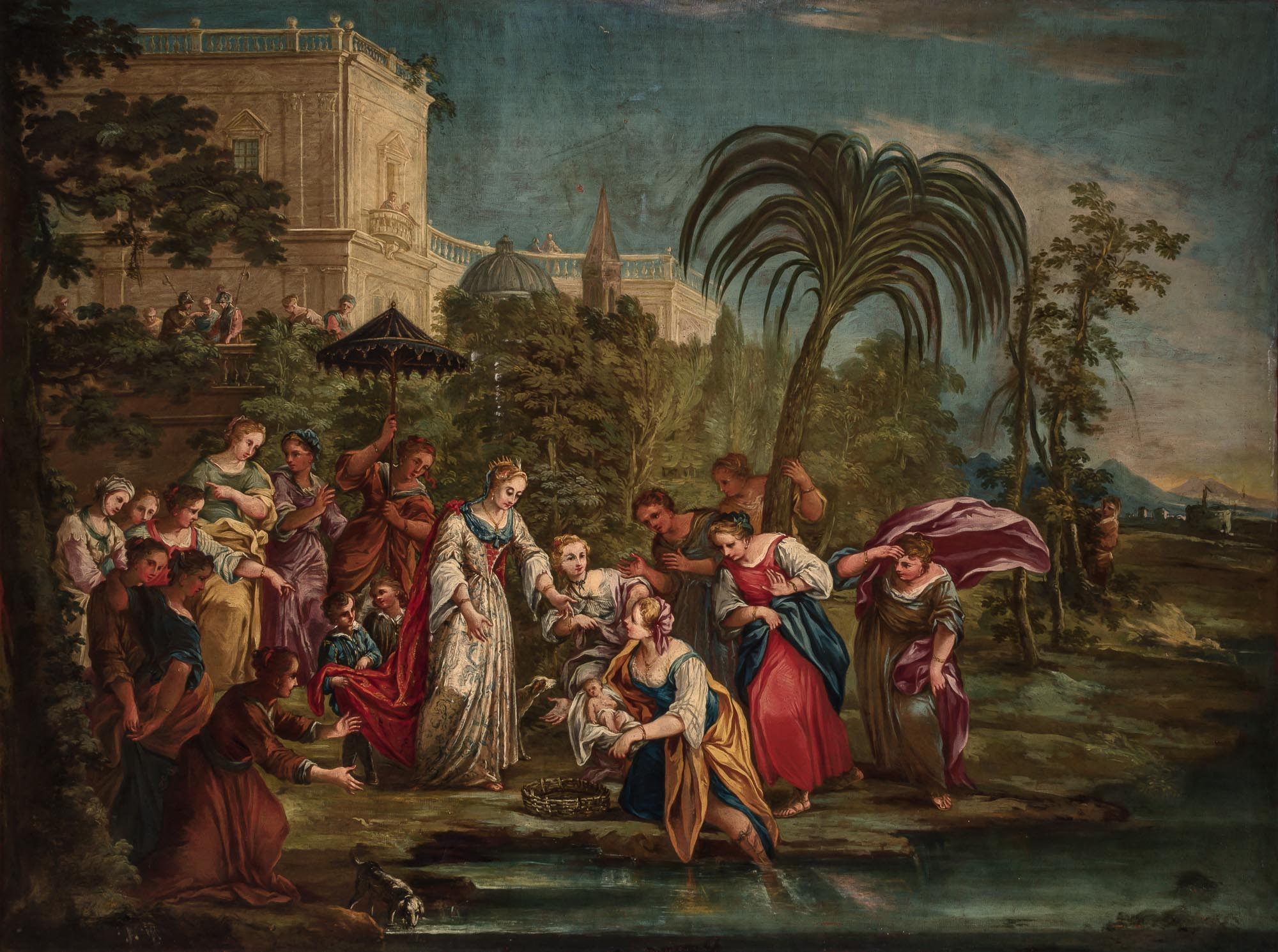 Lot image - Manner of Sebastiano Ricci