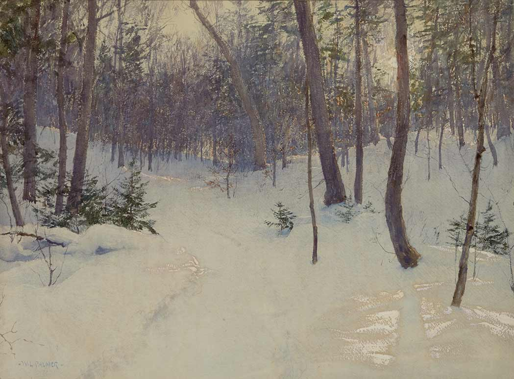 Lot image - Walter Launt Palmer
