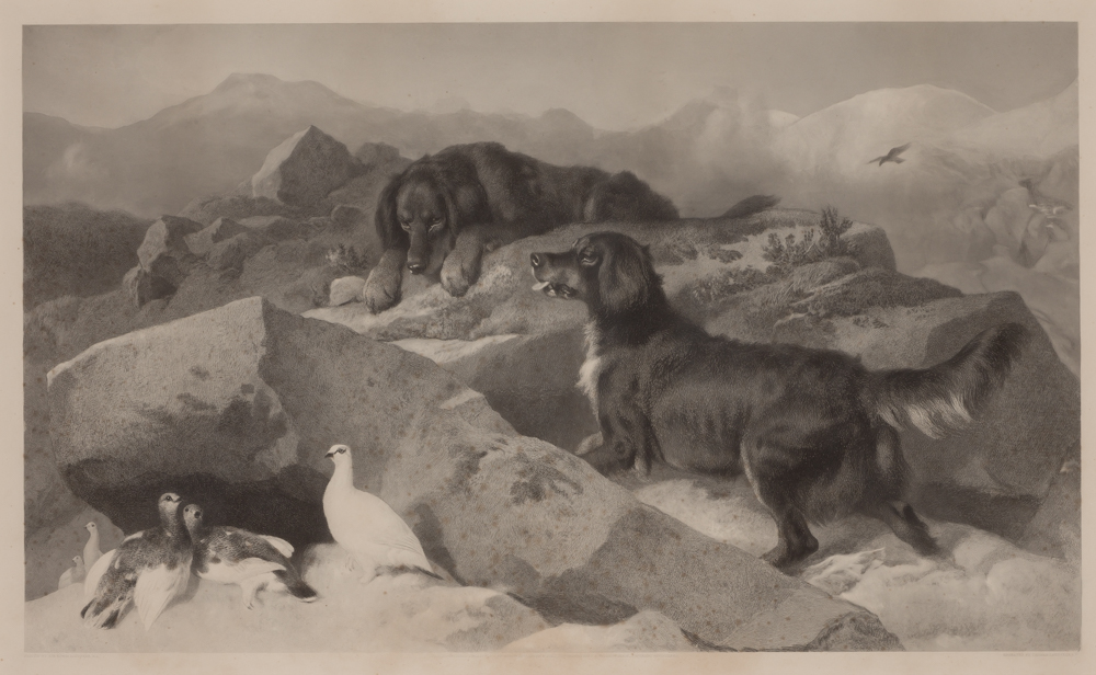 Lot image - After Sir Edwin Landseer (1802-1873)