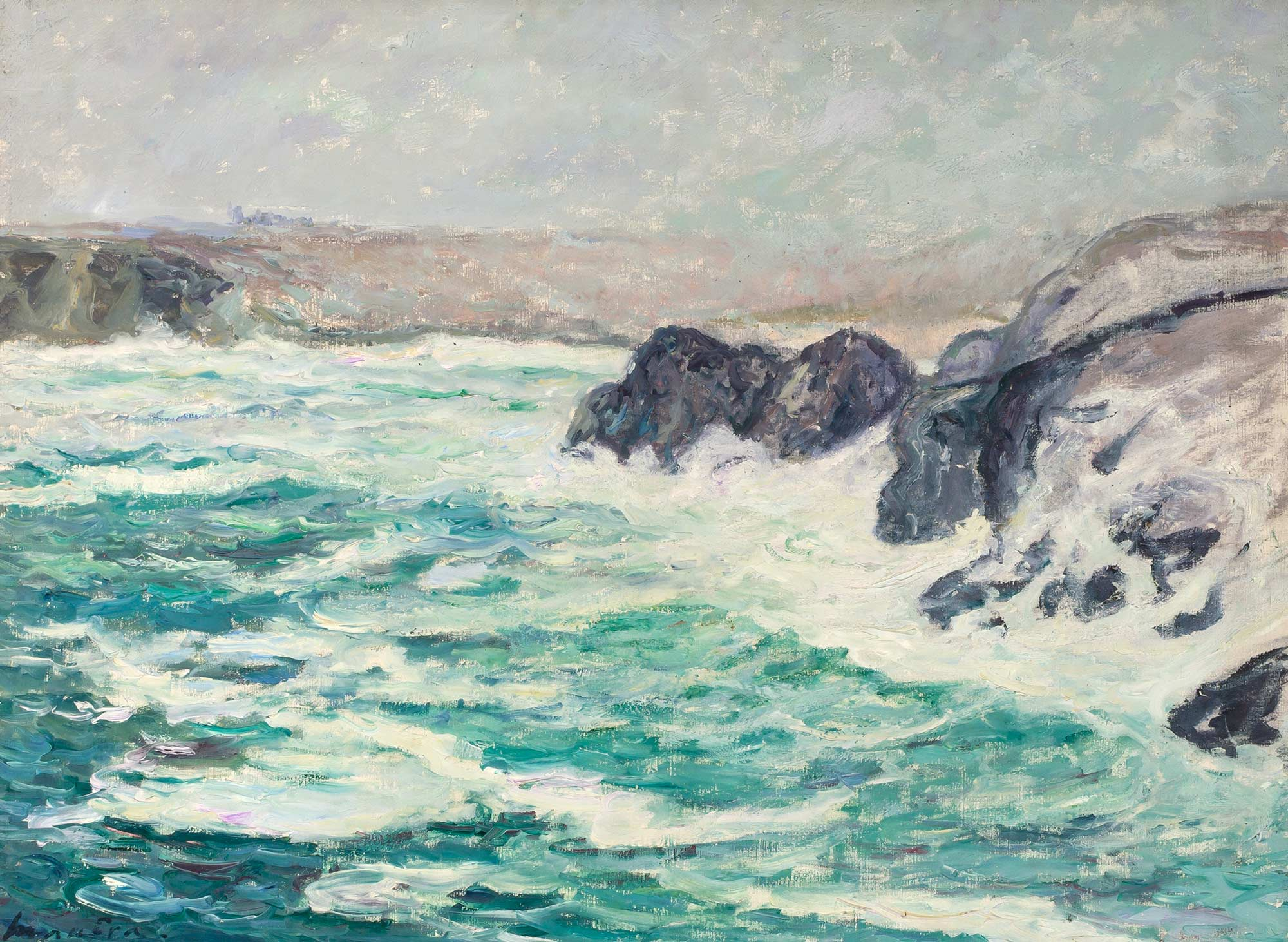 Lot image - Maxime Maufra