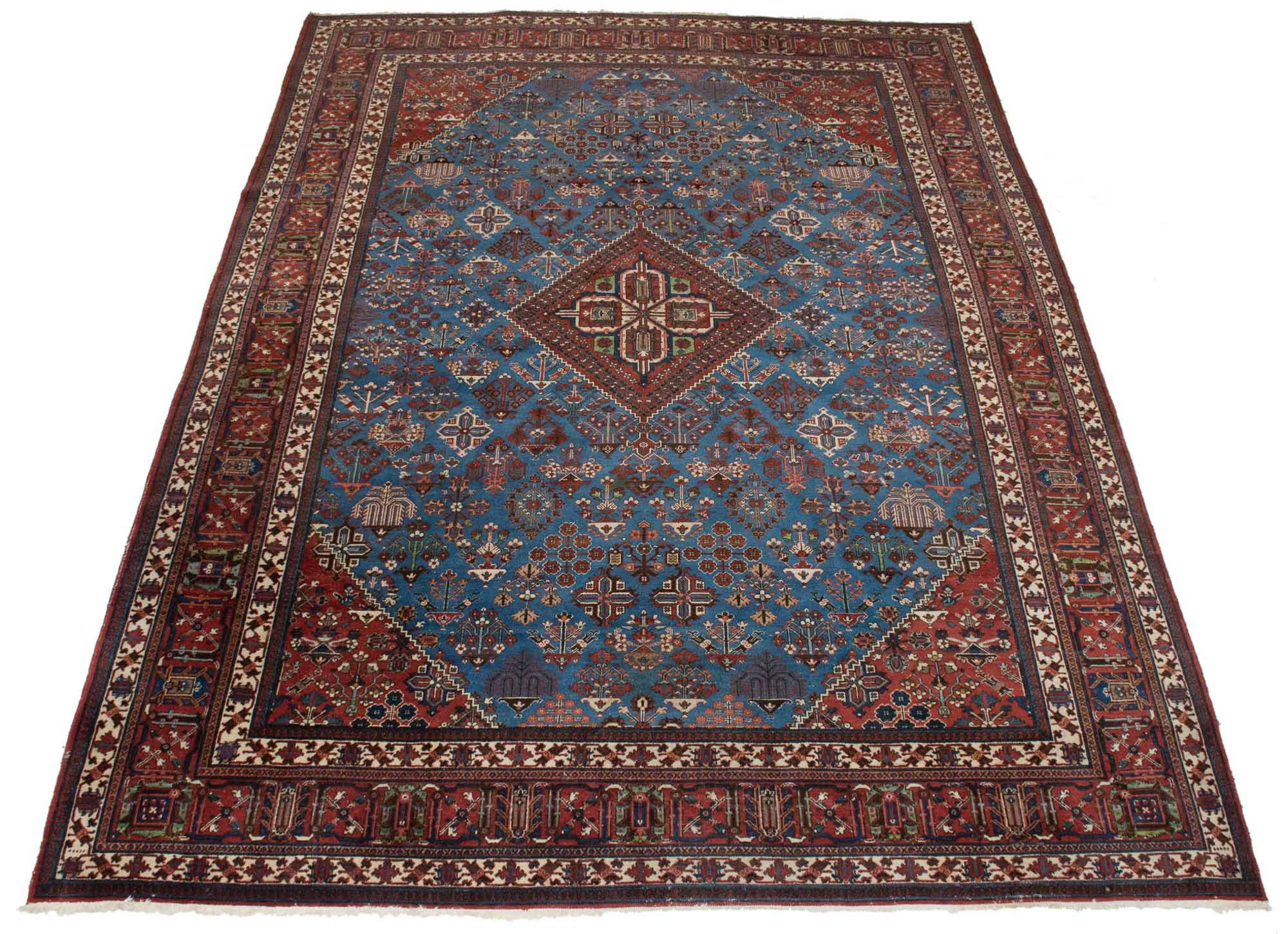 Lot image - Joshaghan Carpet