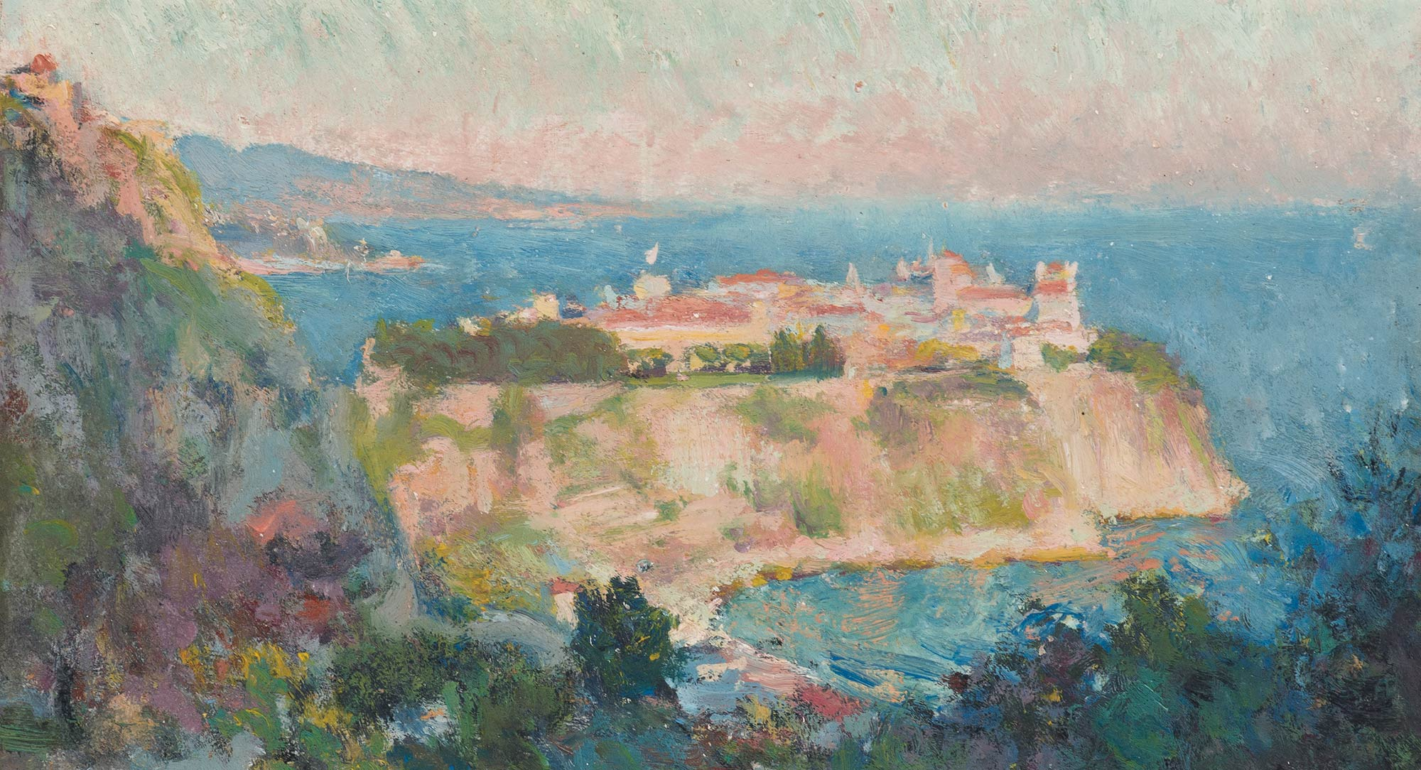 Lot image - Robert William Vonnoh