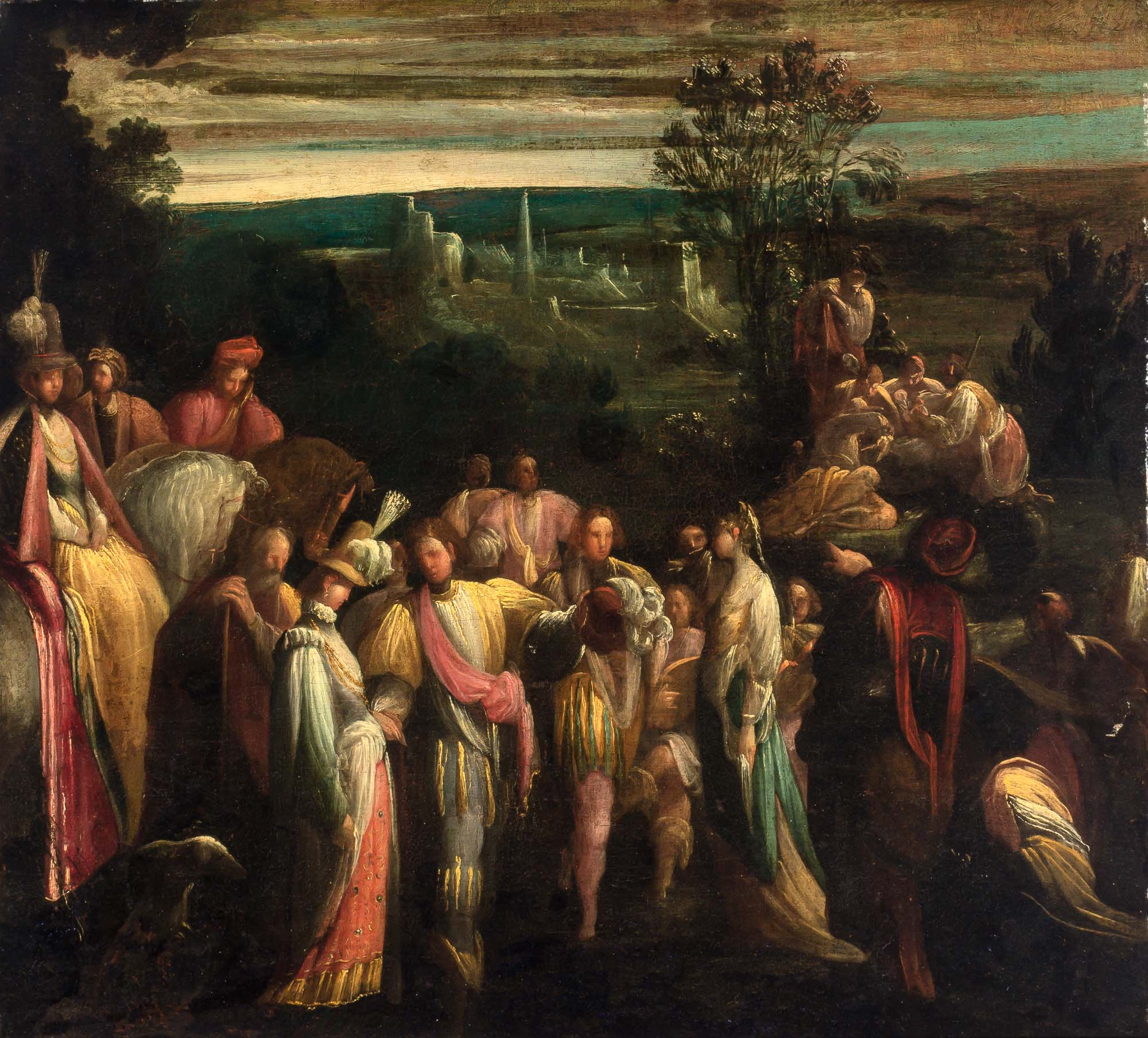 Lot image - Giovanni Andrea Donducci, called il Mastelletta