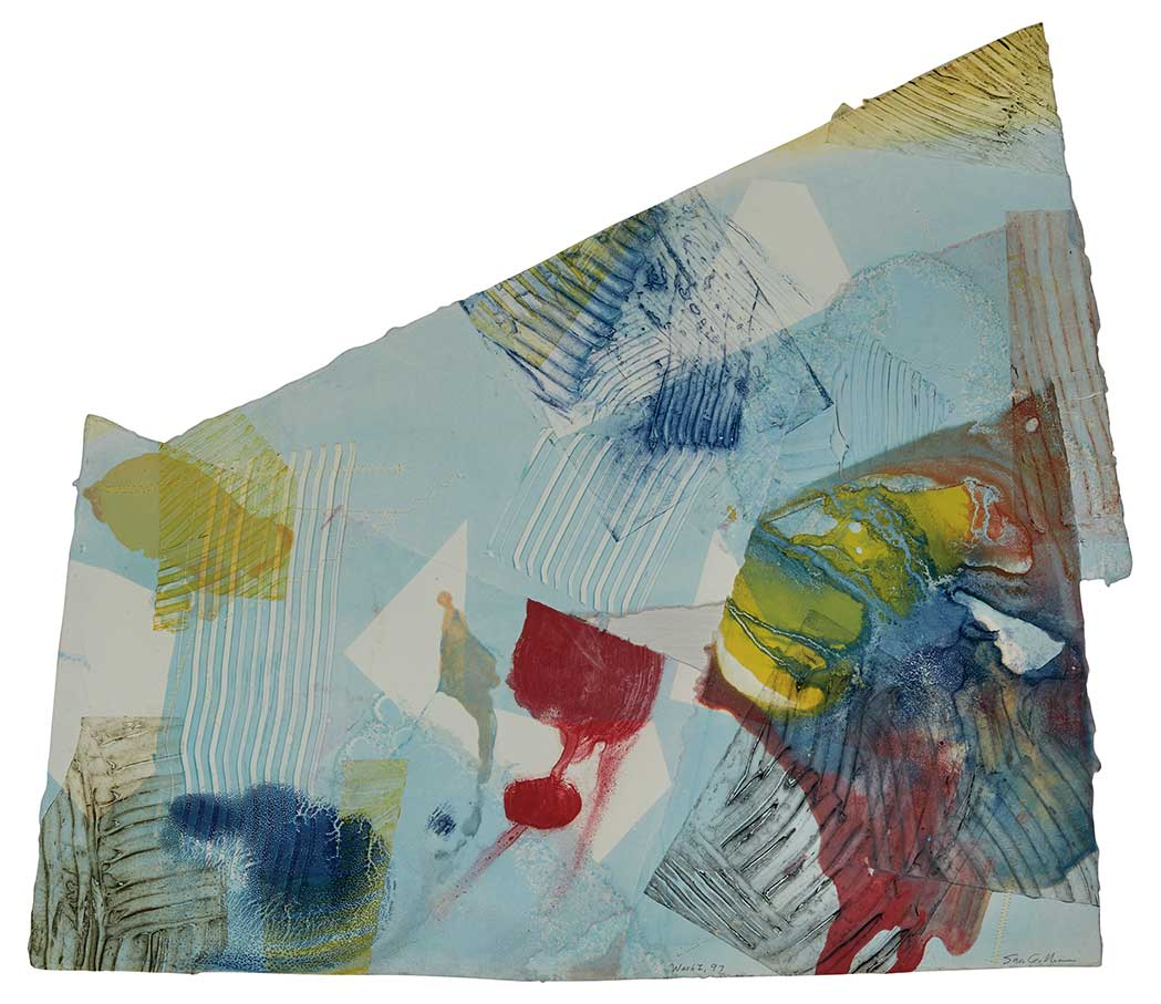 Lot image - Sam Gilliam