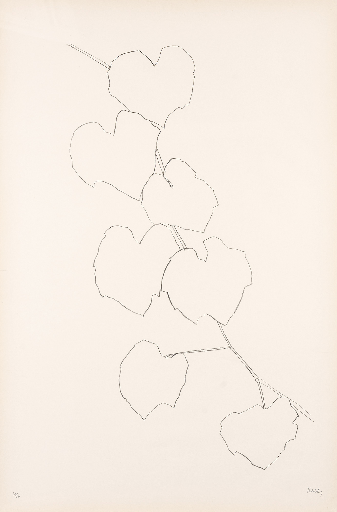 Lot image - Ellsworth Kelly