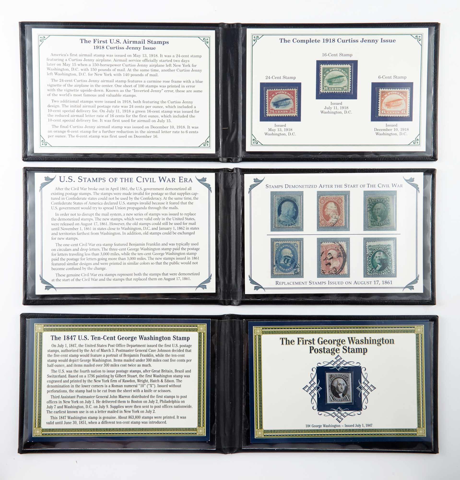 Lot image - United States Postage Stamp Group