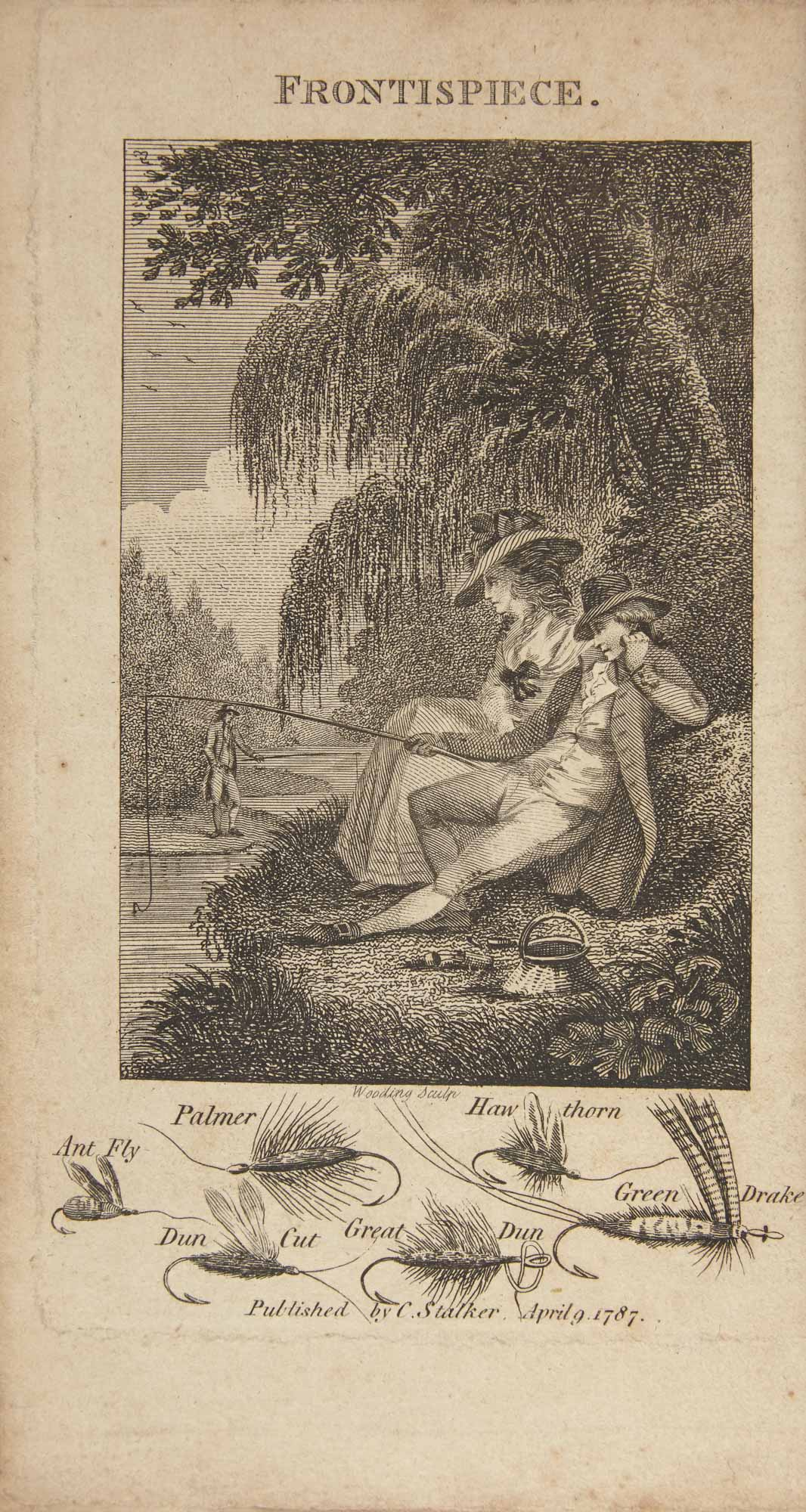 Lot image - BEST, THOMAS  A Concise Treatise on the Art of Angling. Confirmed by actual Experiences and minute observations...