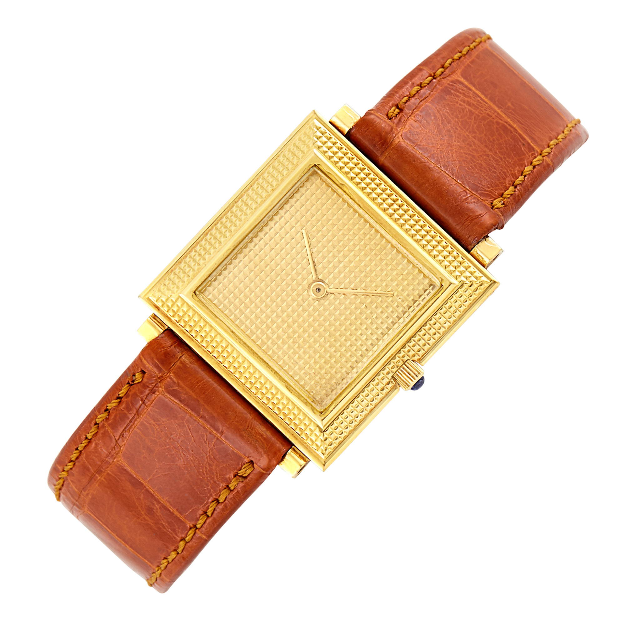 Lot image - Gold Wristwatch, Boucheron, France