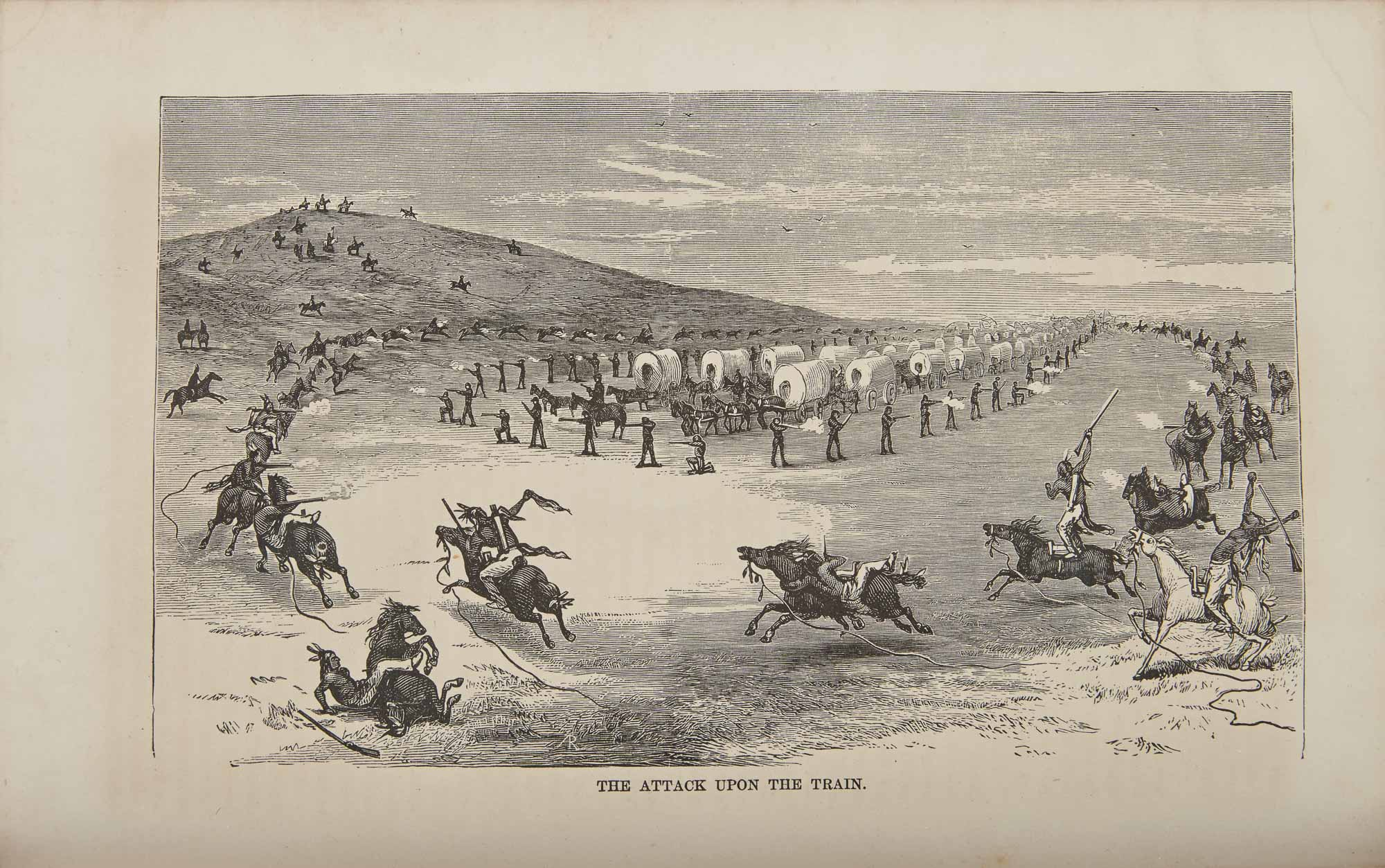 Lot image - CUSTER, G. A., Gen.  My Life on the Plains. Or, Personal Experiences with Indians.