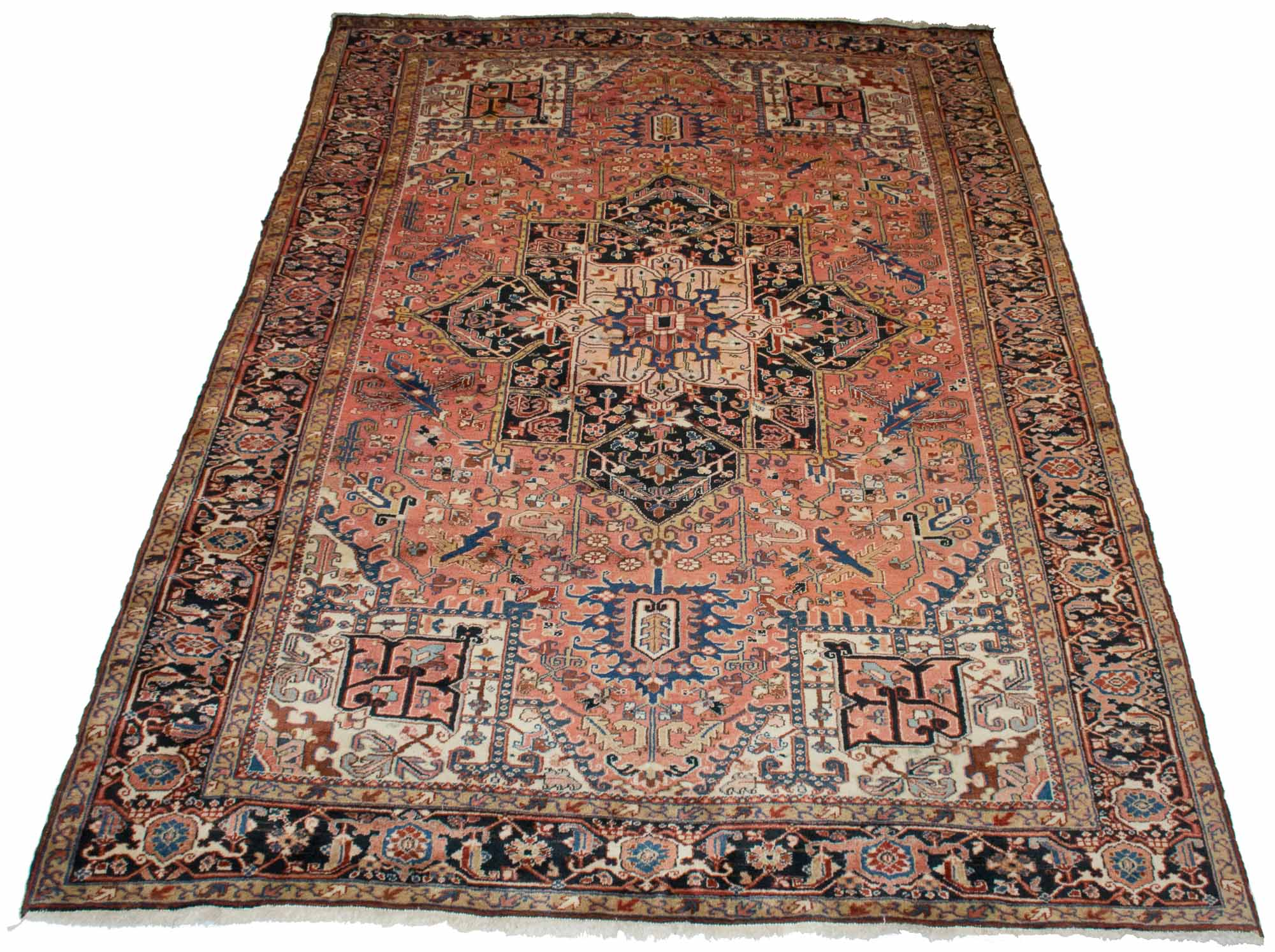 Lot image - Heriz Carpet