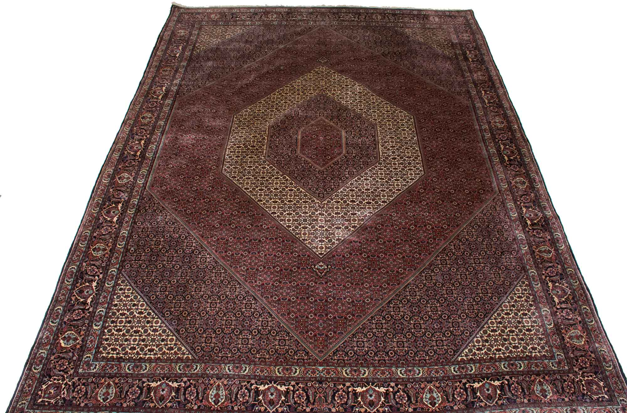 Lot image - Bidjar Carpet