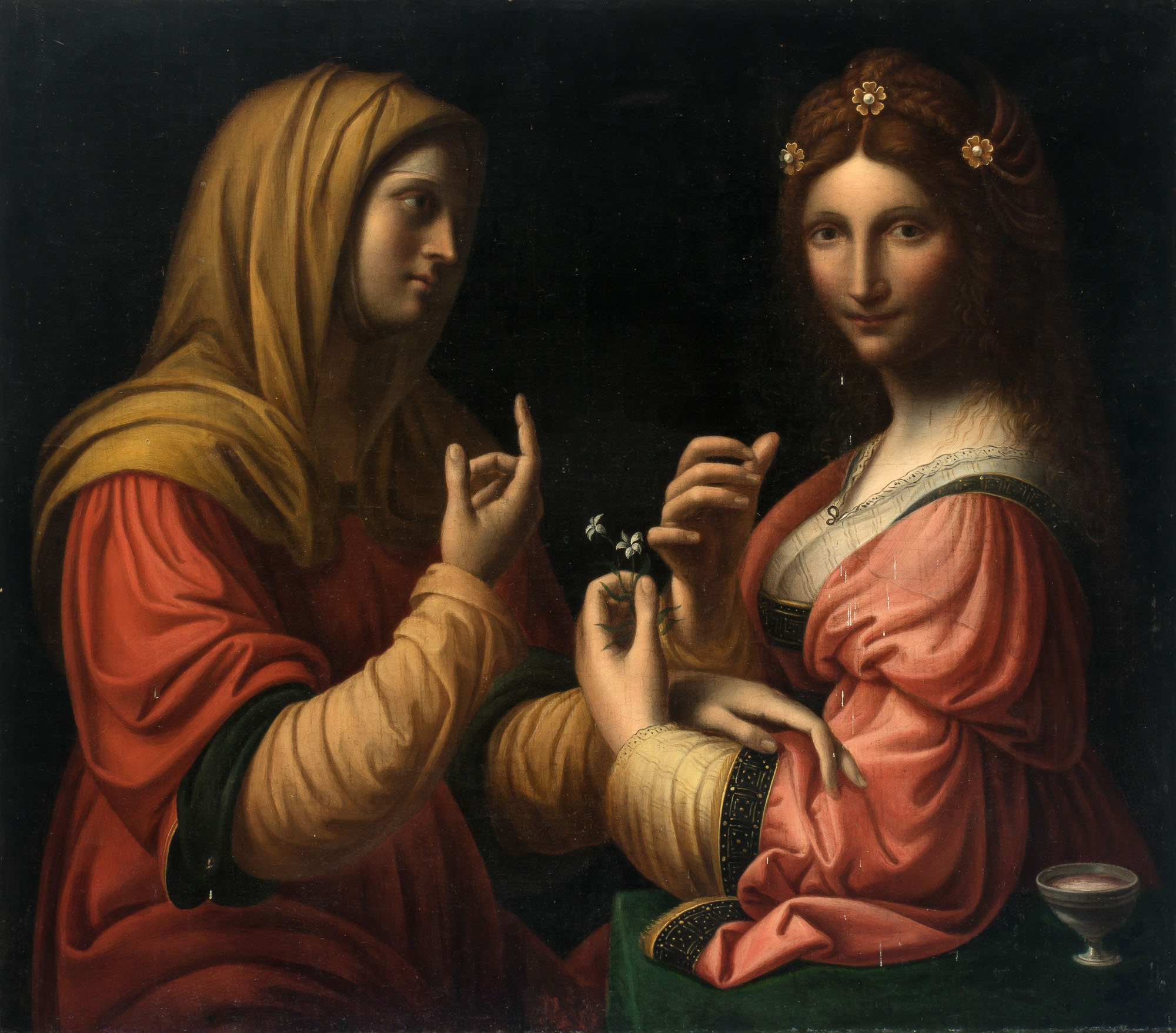 Lot image - After Bernardino Luini