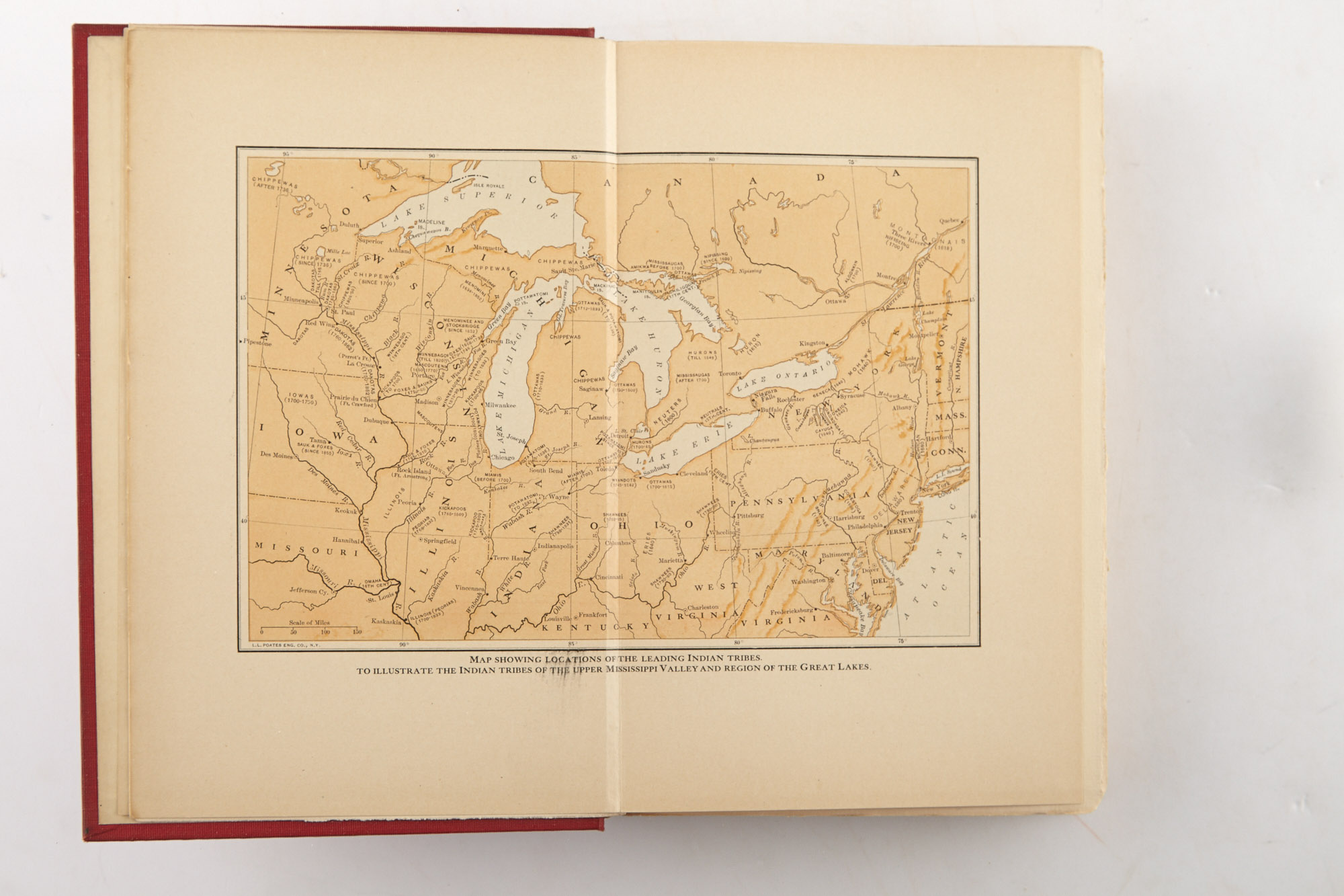 Lot image - BLAIR, EMMA H., editor The Indian Tribes of the Upper Missouri Valley and Region of the Great Lakes, as described by Nicolas Perrot,...