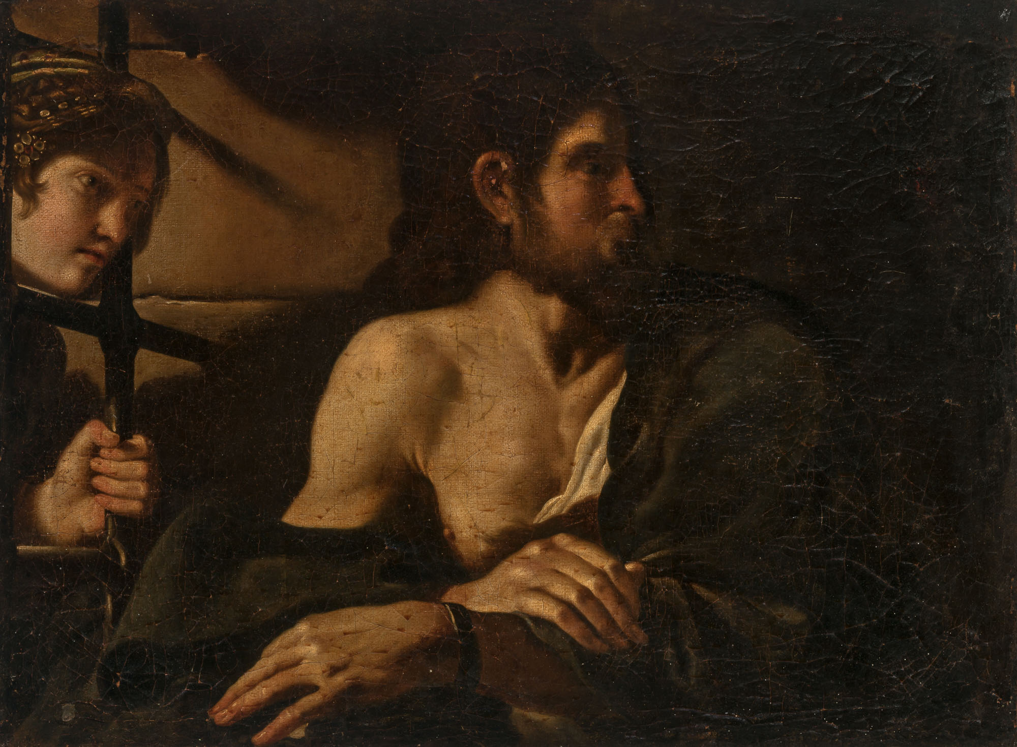 Lot image - After Giovanni Francesco Barbieri, called Guercino