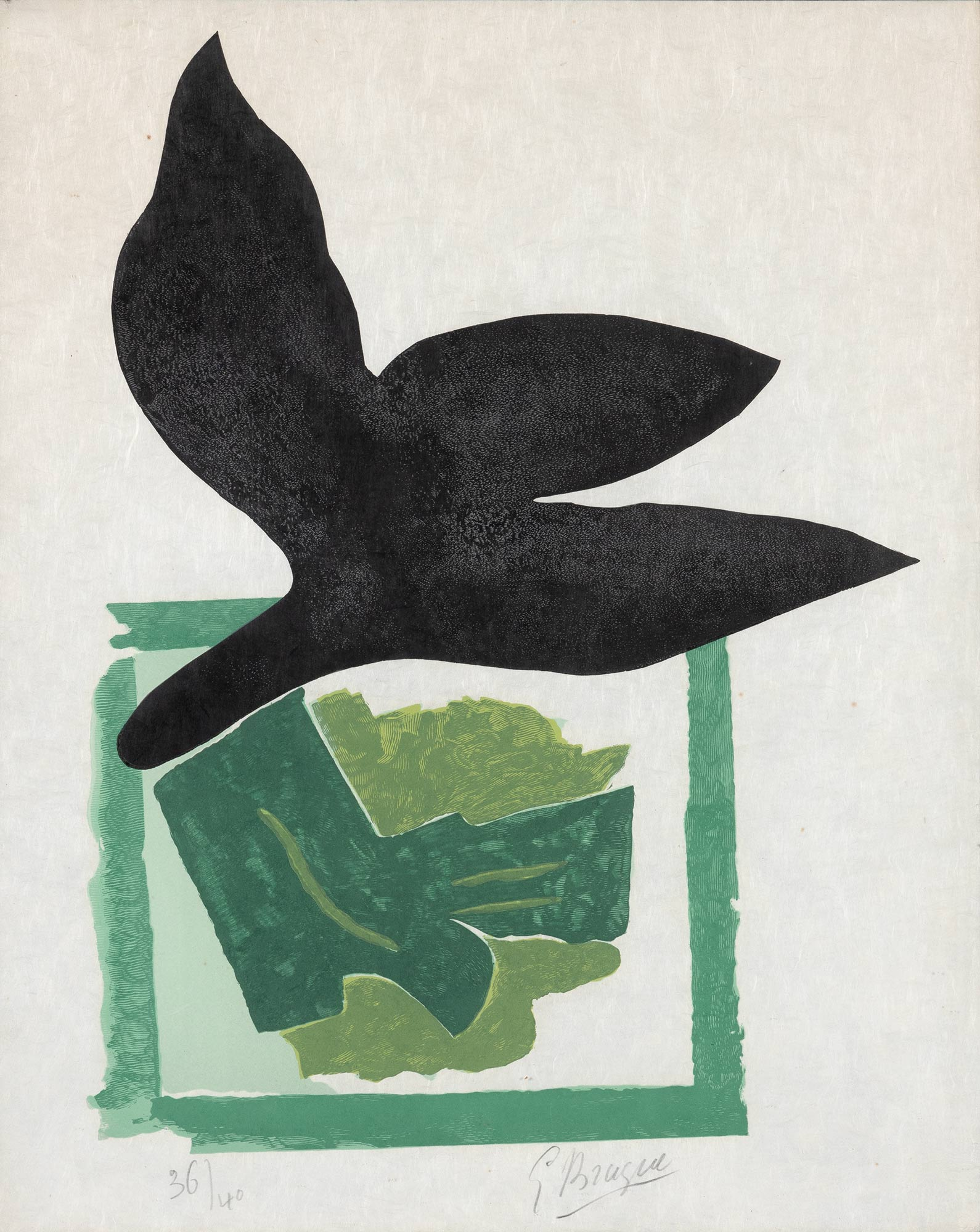 Lot image - Georges Braque