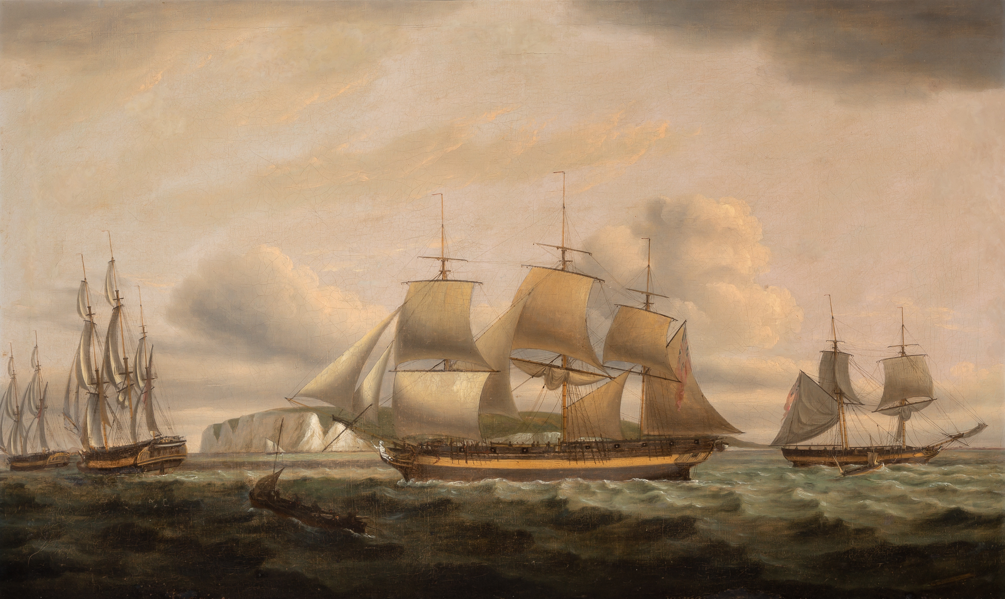 Lot image - Thomas Luny