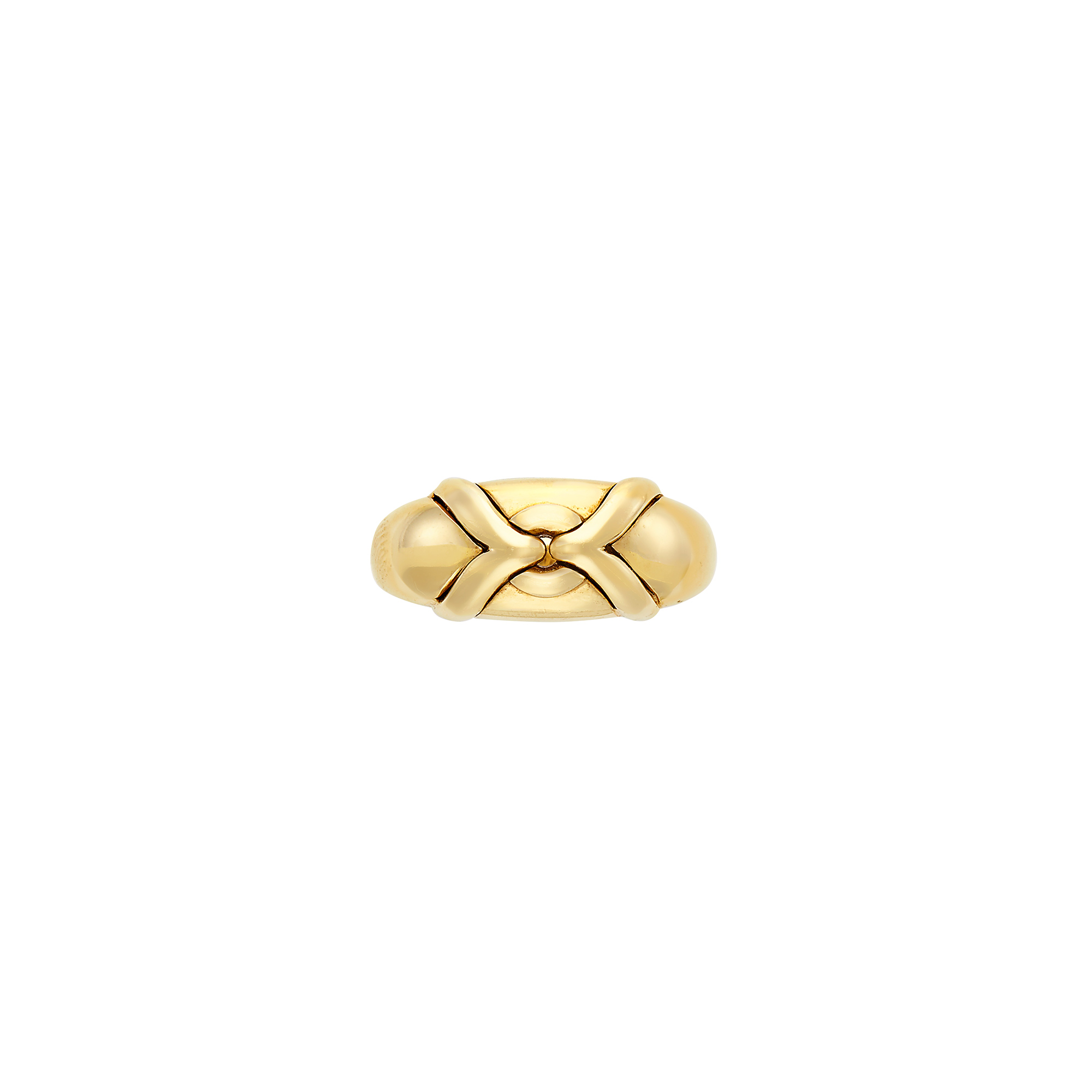 Lot image - Gold Ring, Bulgari