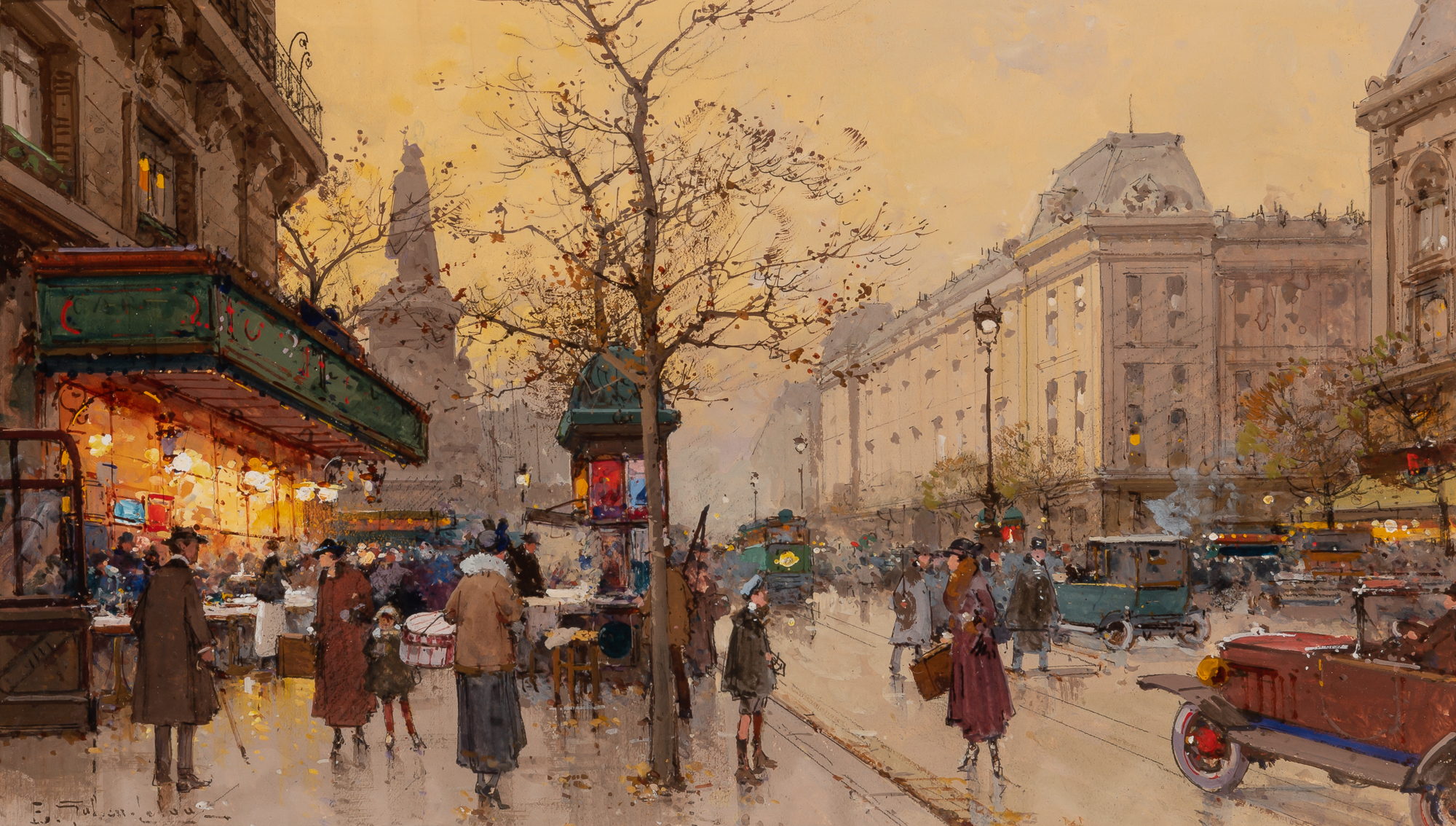 Lot image - Eugene Galien-Laloue