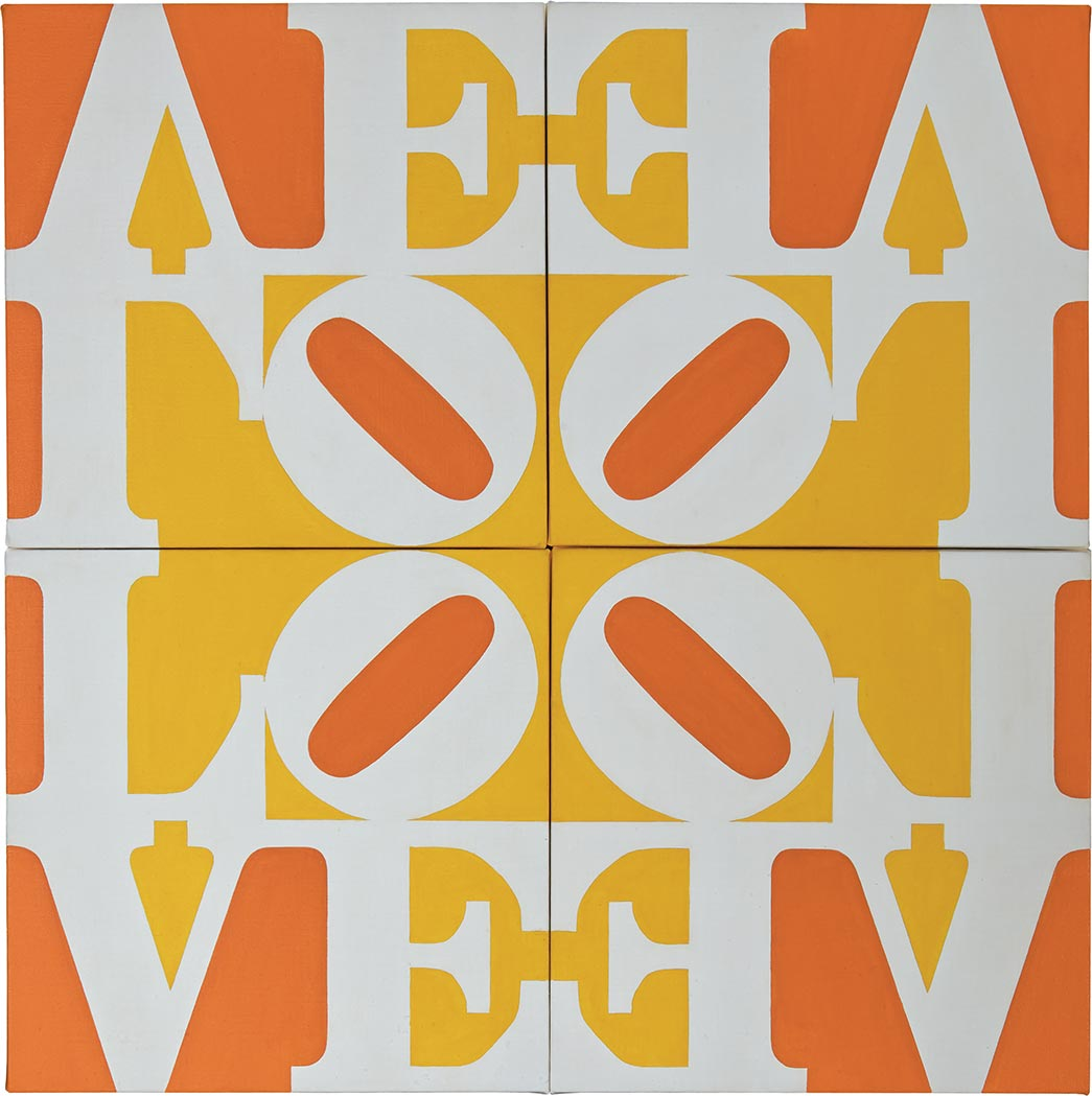 Lot image - Robert Indiana