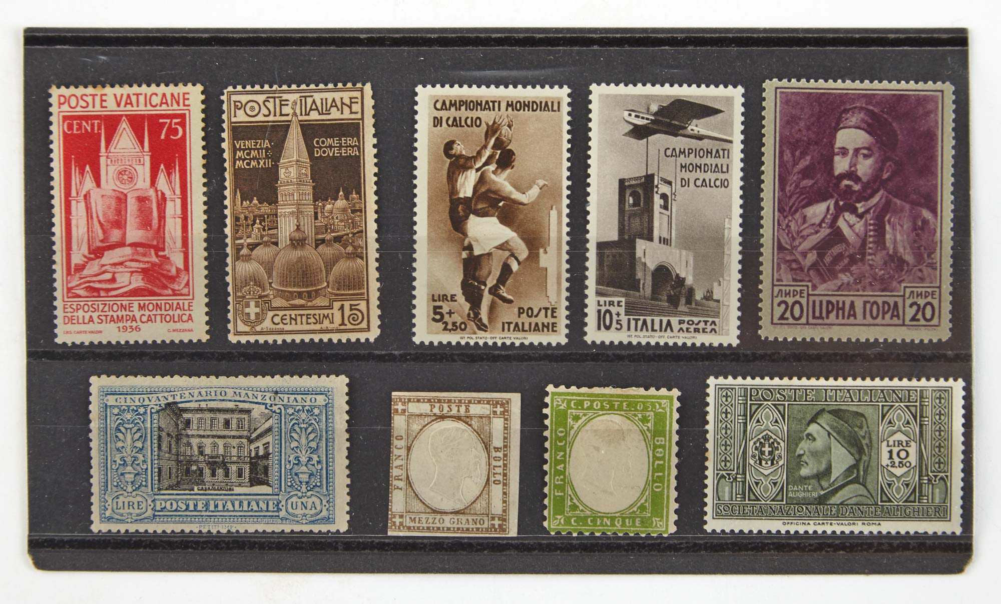 Lot image - Italian Area Stamp Collection 1911 to 1960