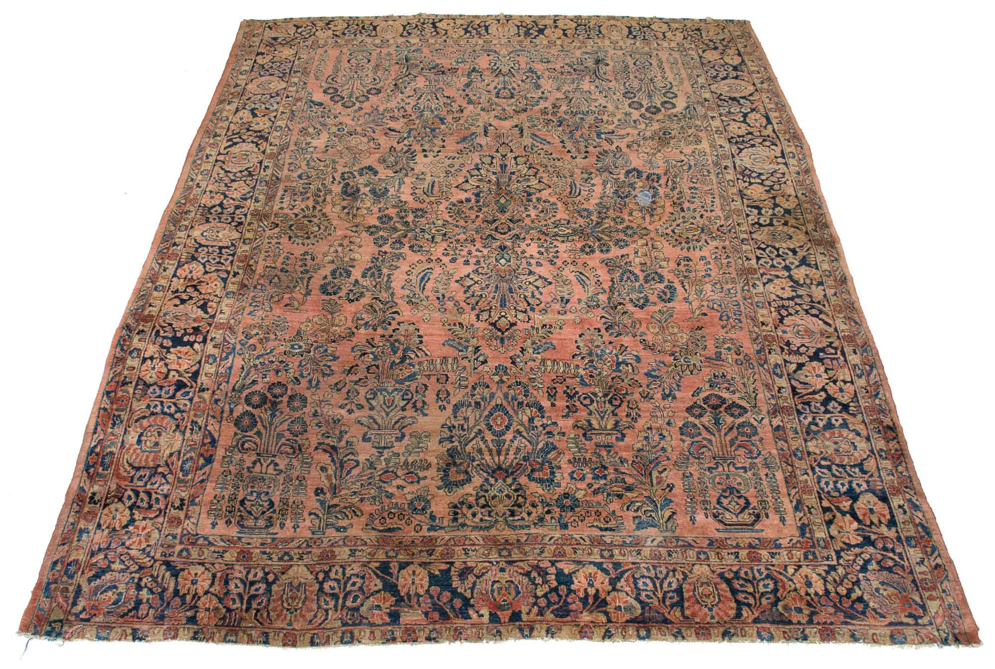 Lot image - Sarouk Carpet