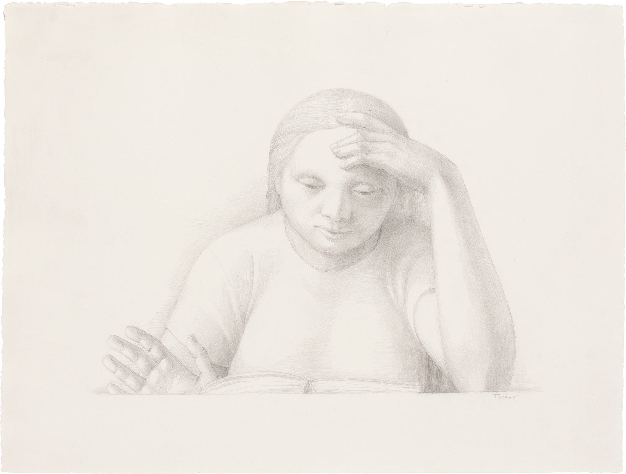 Lot image - George Tooker