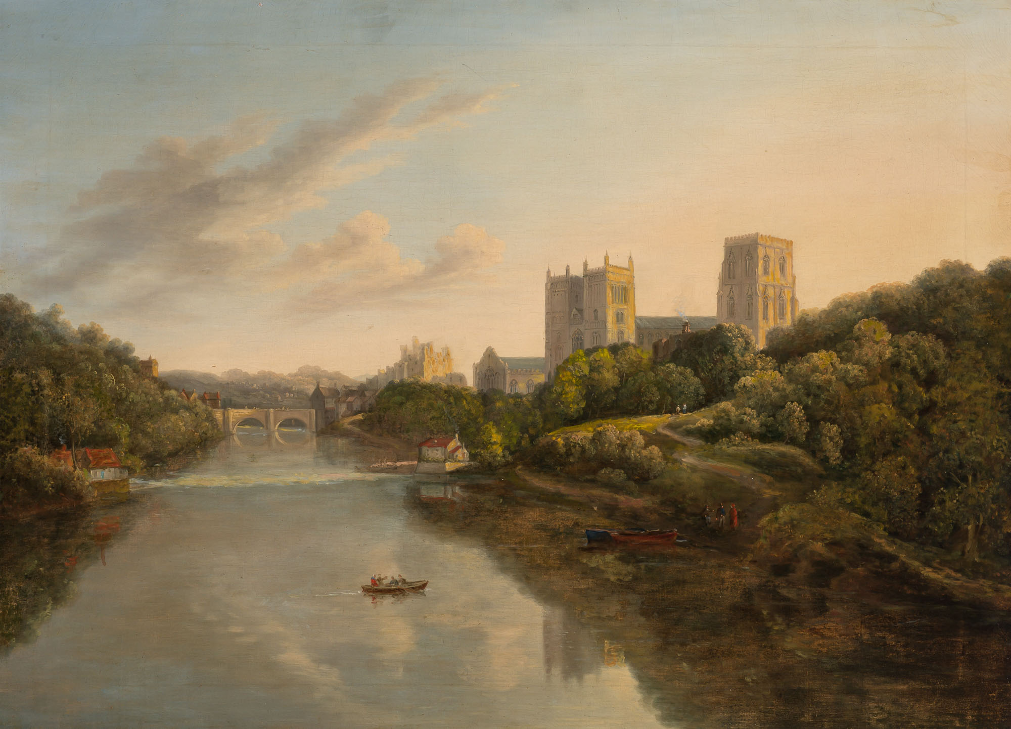 Lot image - Attributed to Francis Nicholson