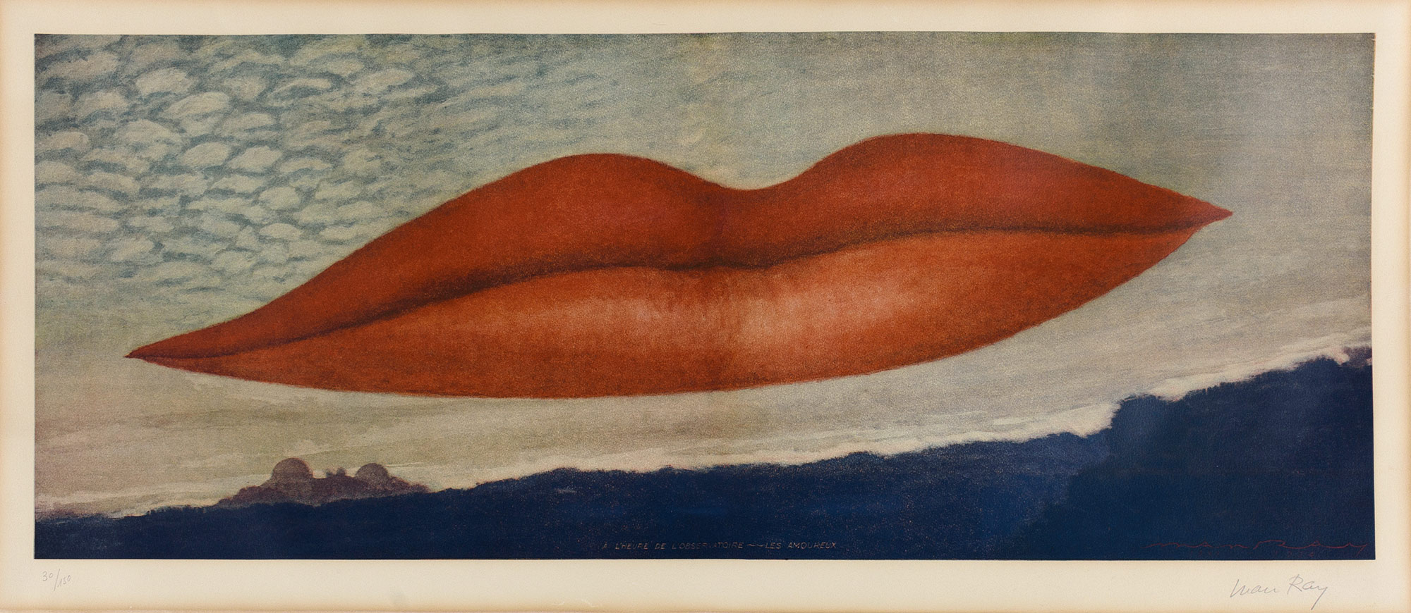 Lot image - Man Ray