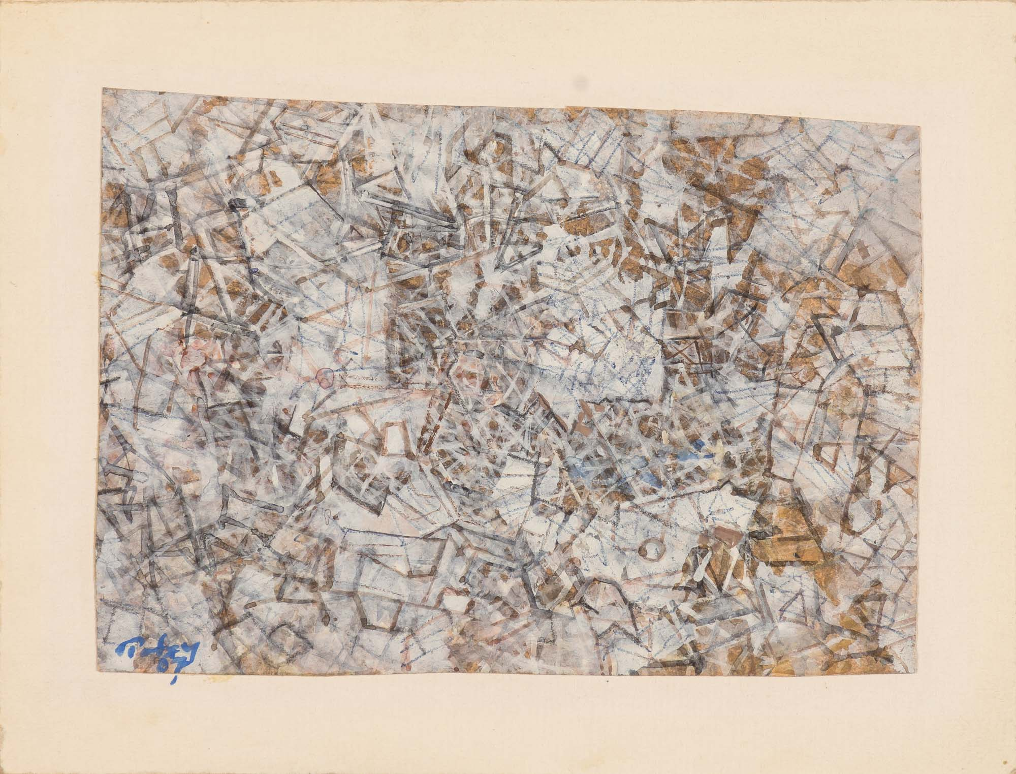 Lot image - Mark Tobey