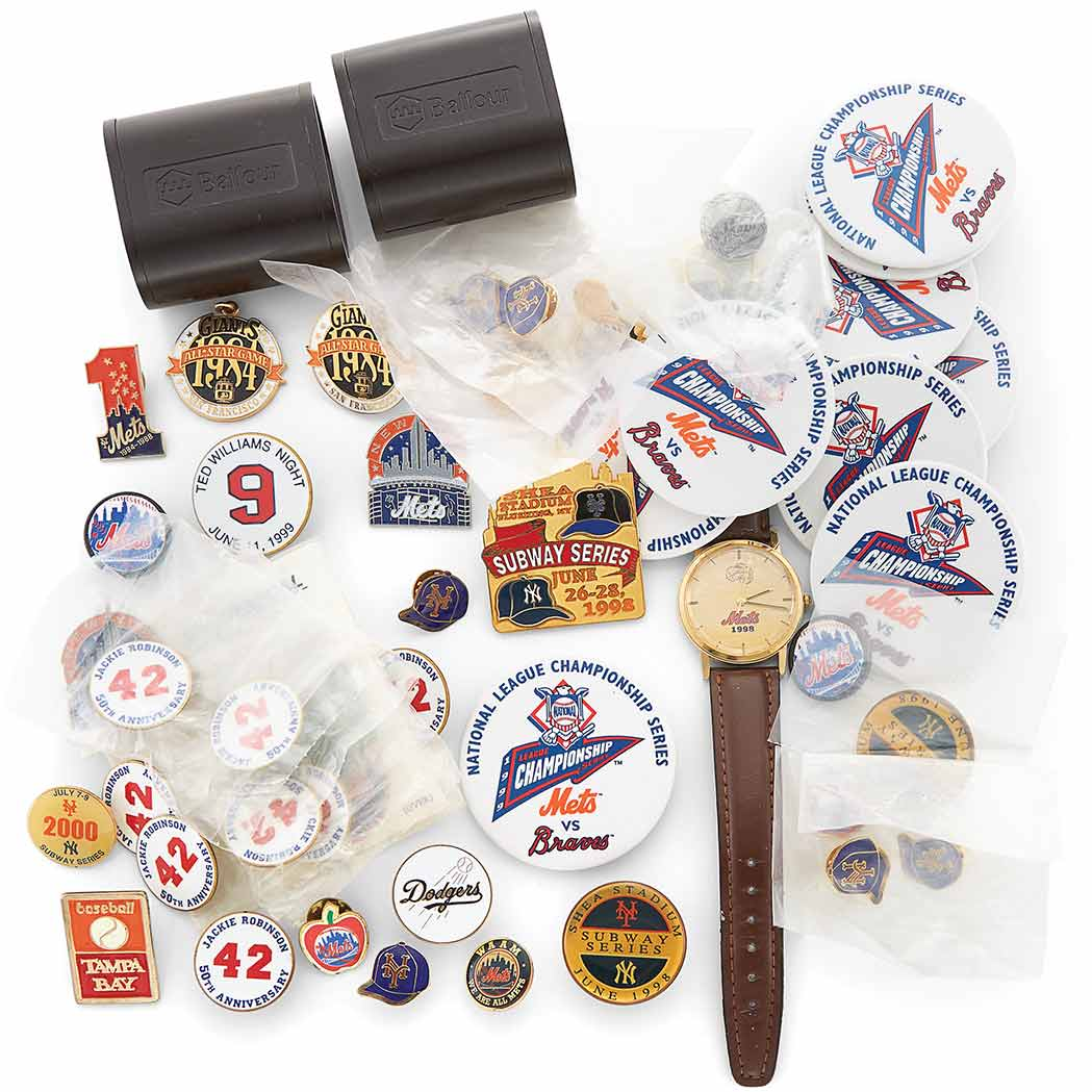 Lot image - New York Mets